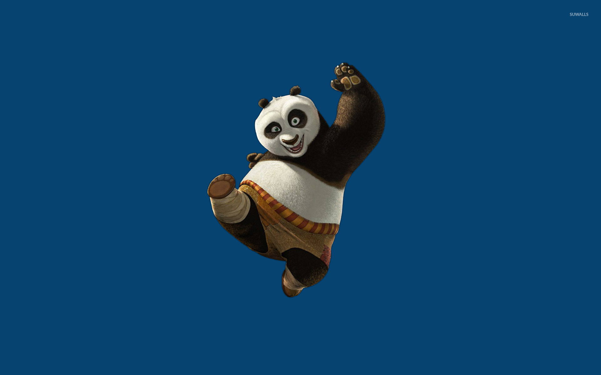 Kung Fu Panda [5] wallpaper jpg