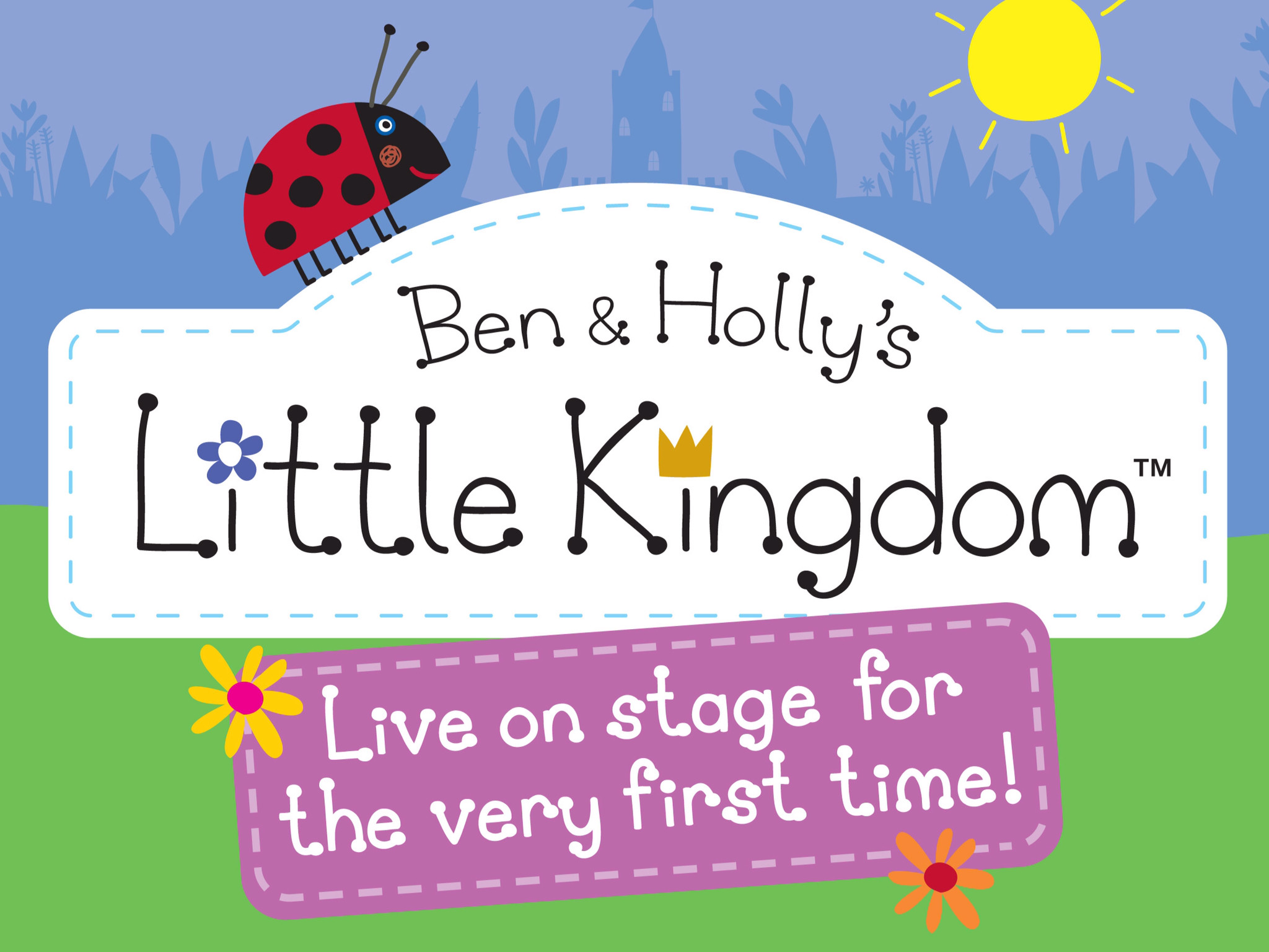 Ben & Holly Live…