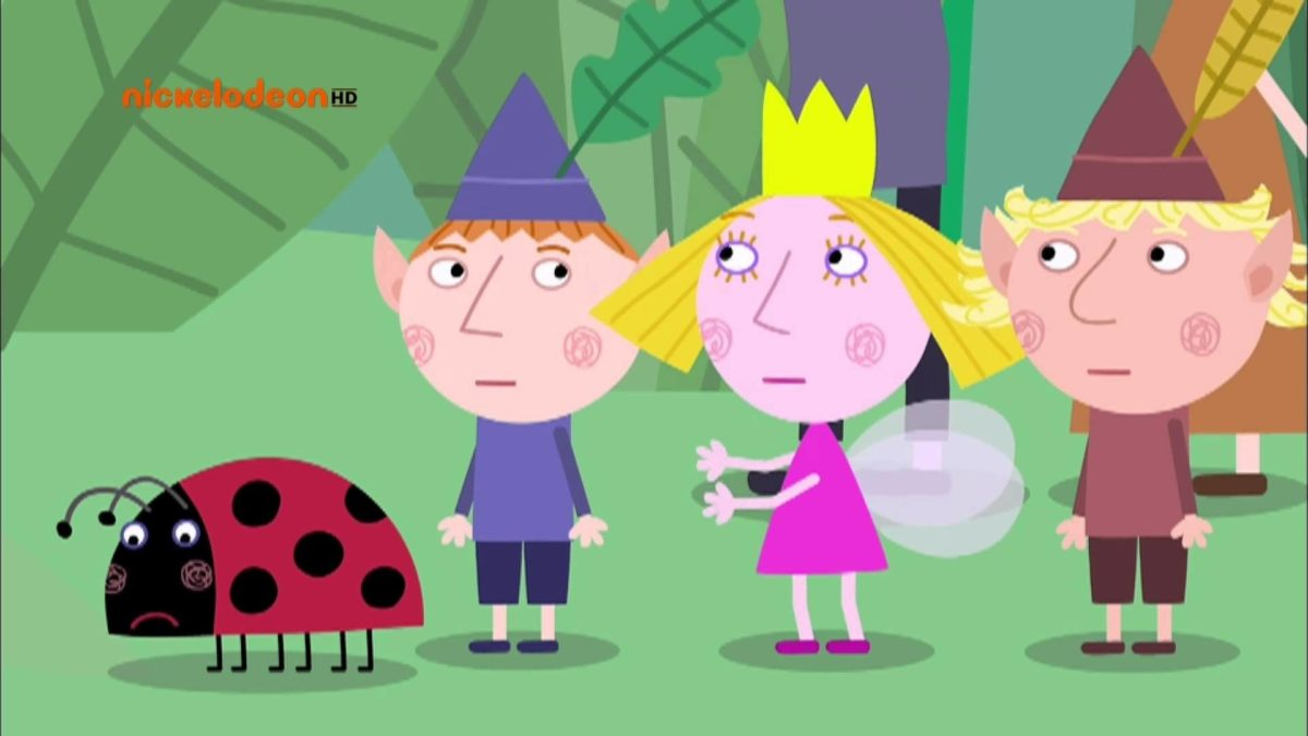 Ben and Holly's Little Kingdom – Giants in the Meadow (1