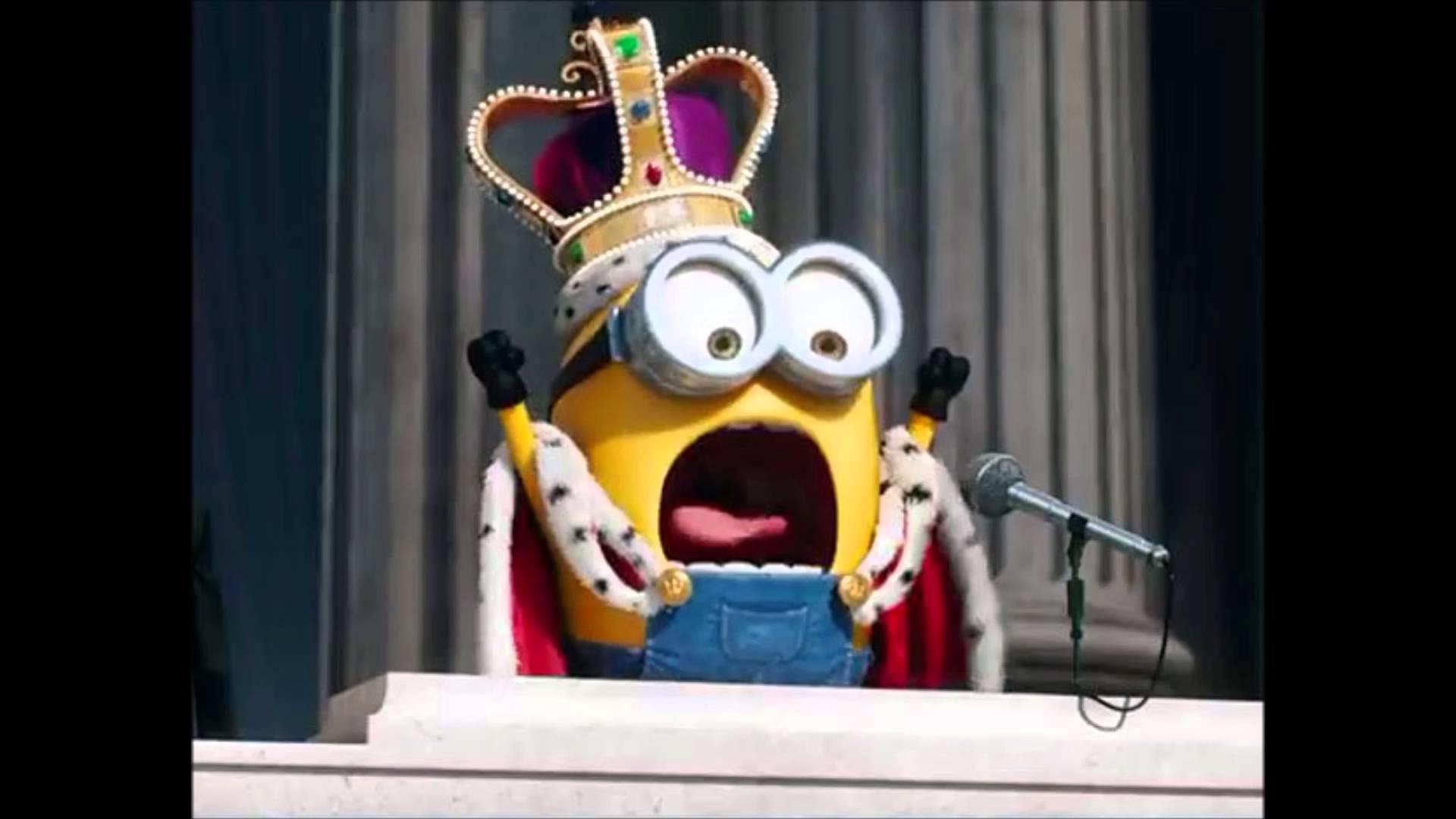 Minions – King Bob Notification Ringtone – Download!