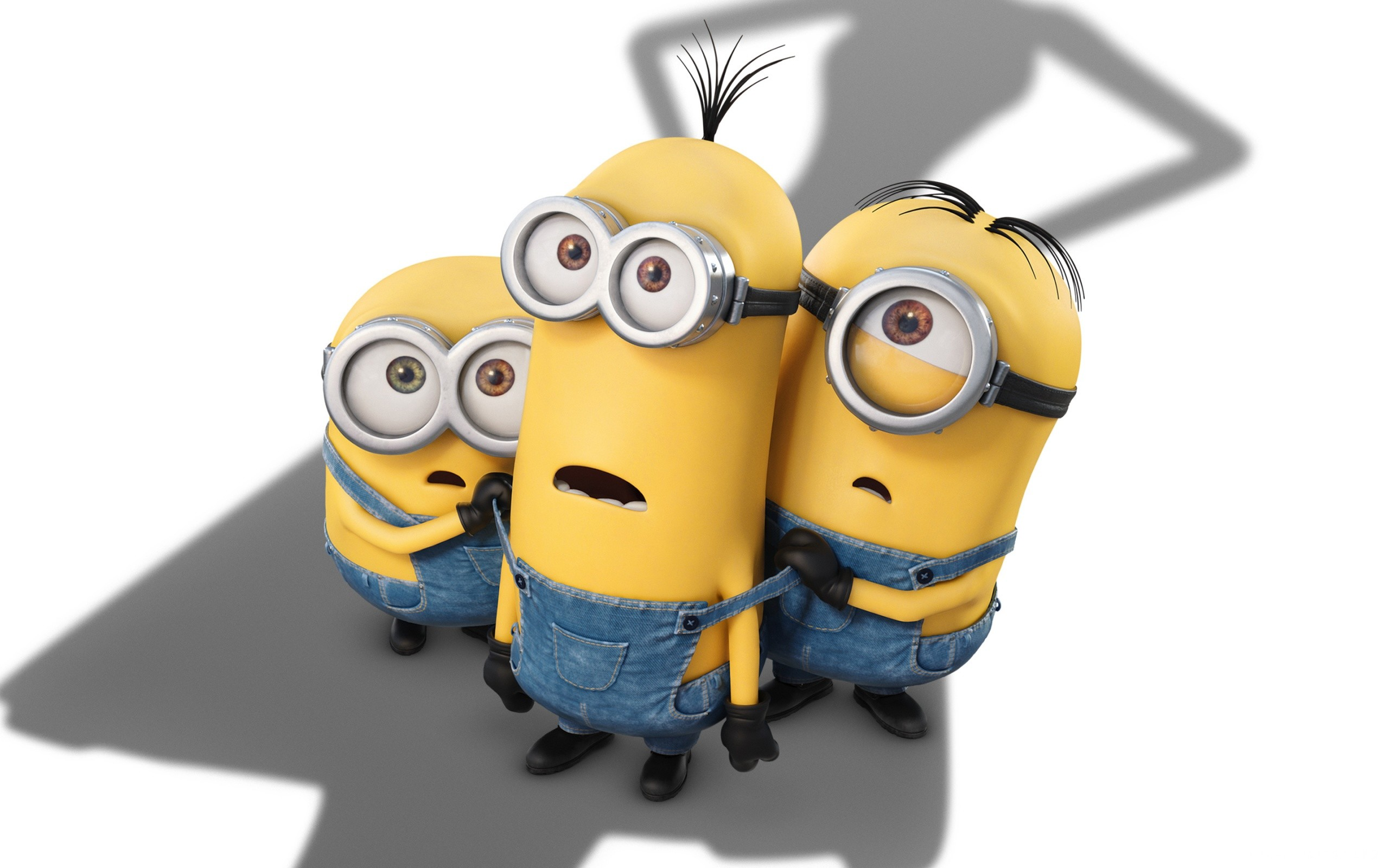 Bob and Kevin Minions in 2015 Best Animated Film Minions wallpaper .