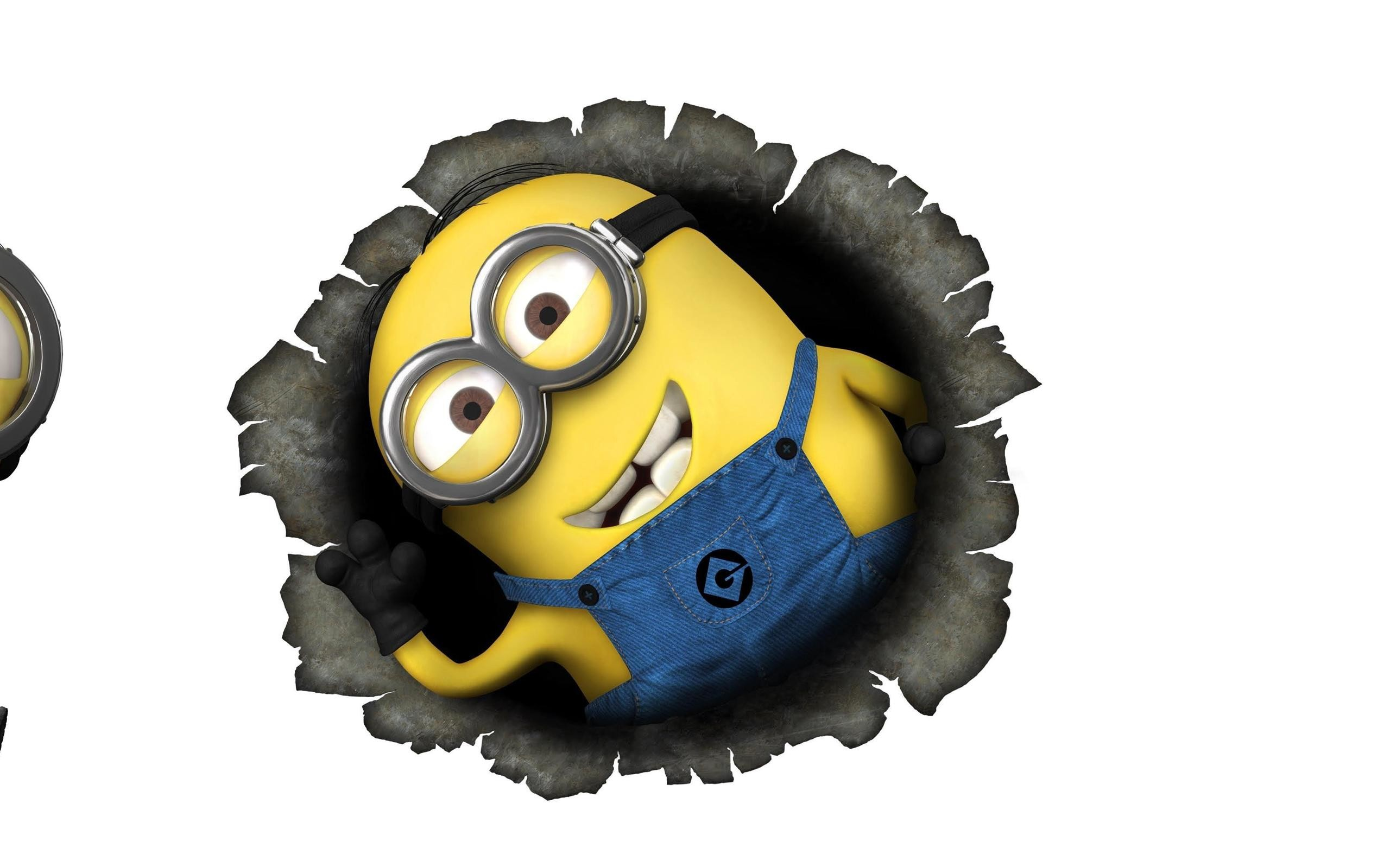Dave Minions: Descargar esta imagen de los Minions para convertirla en .