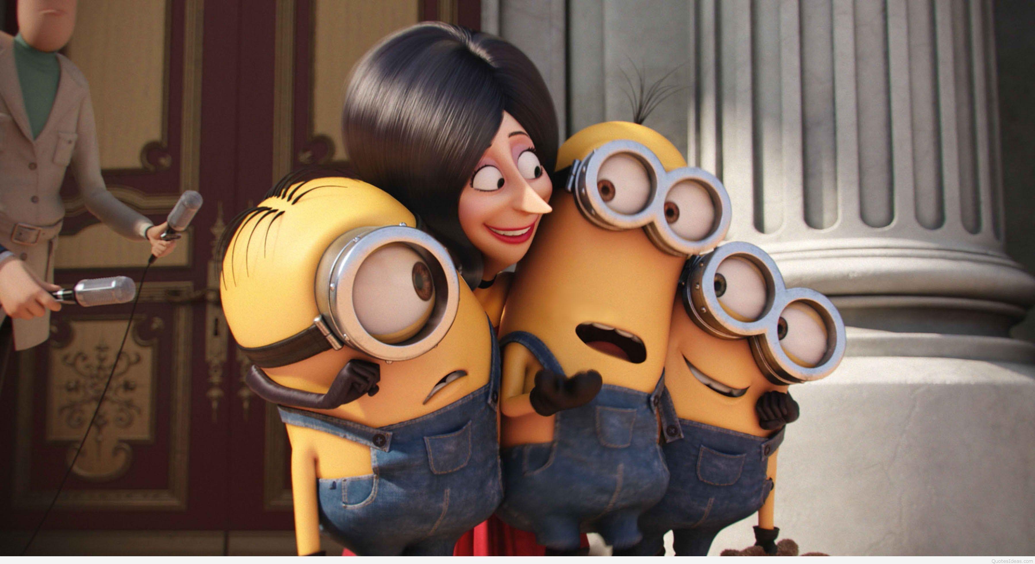 Funny Minions Sandra Bullock