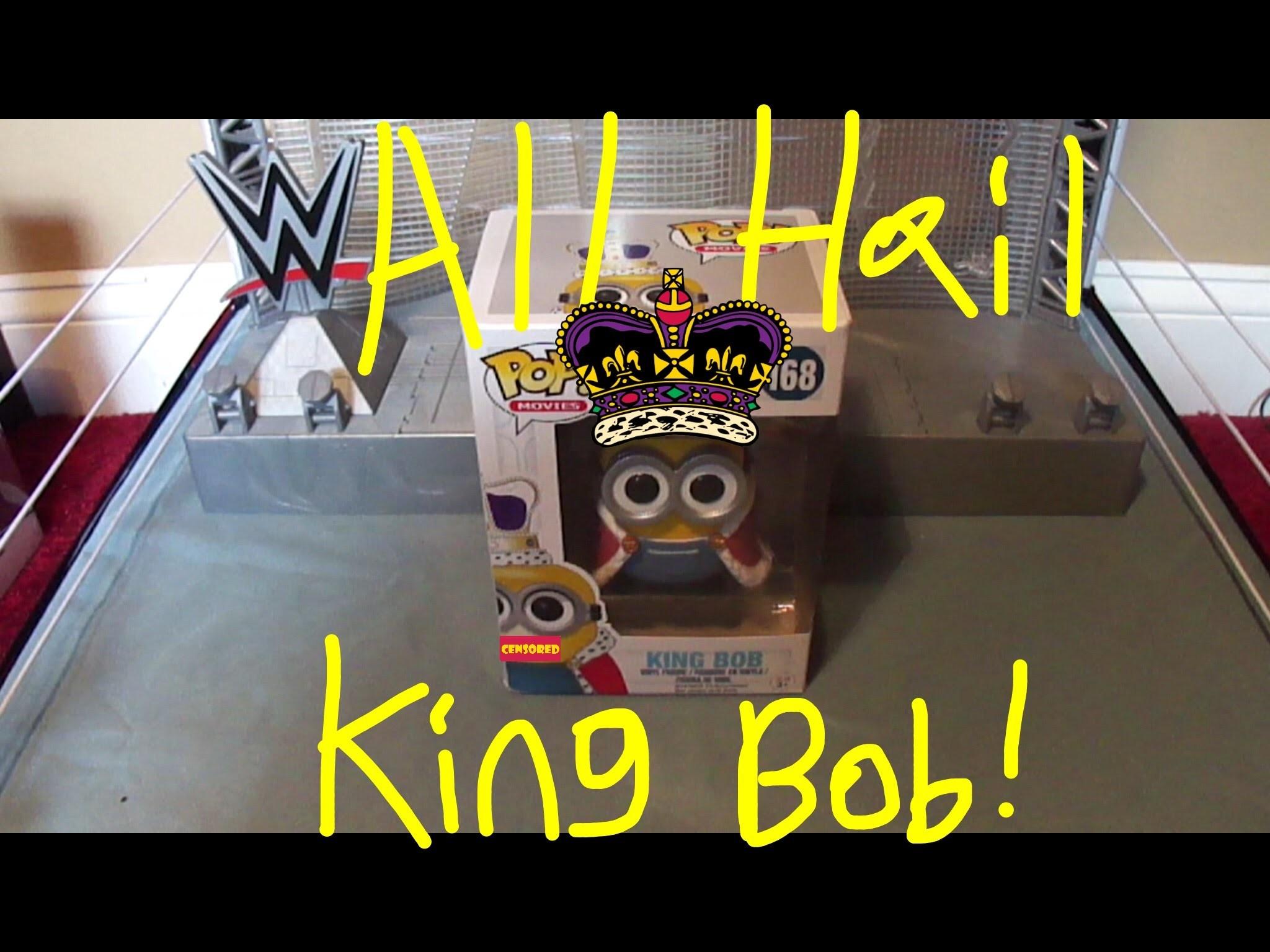 King Bob (Minions) Vinyl Figure
