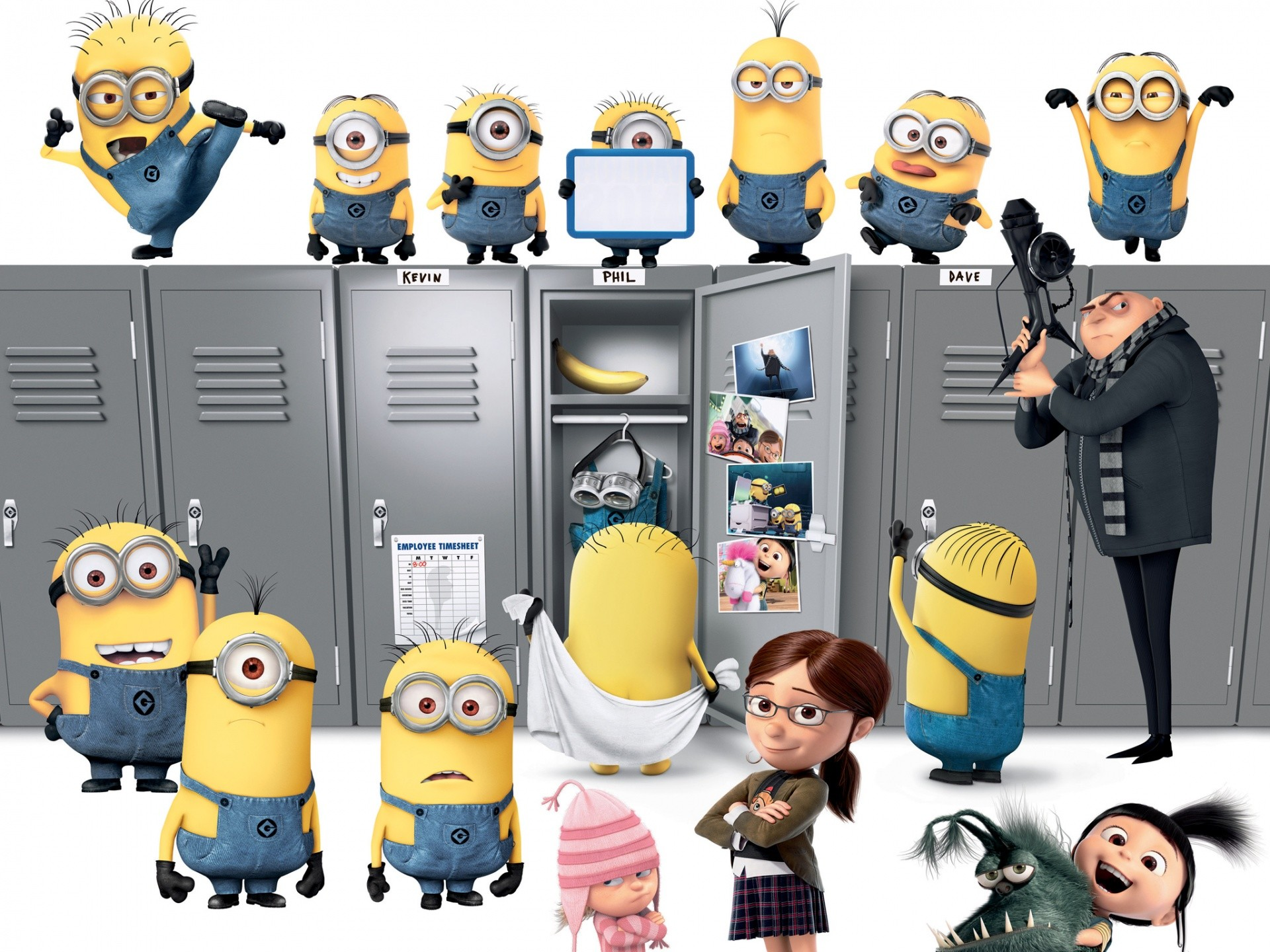 501 best Minions, Minions and more Minions Board #1 images on Pinterest |  Minions quotes, Funny minion and Minion stuff