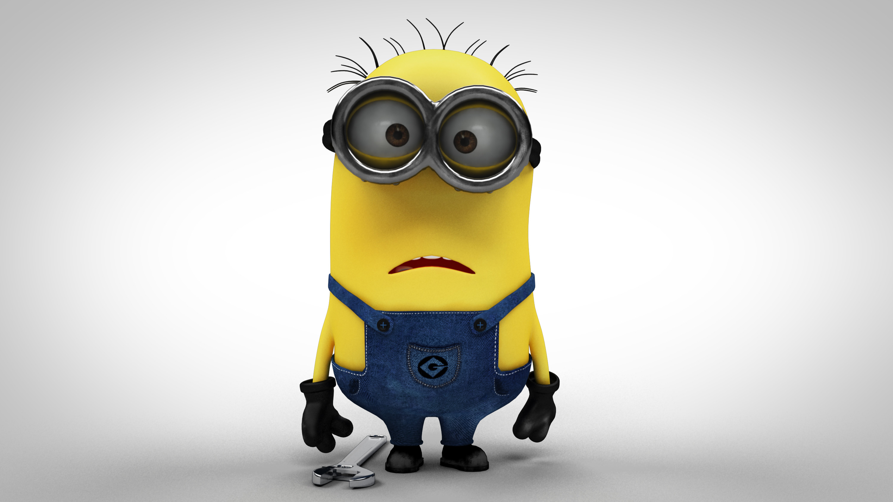 Despicable Me Minion by Rofhiwa on DeviantArt