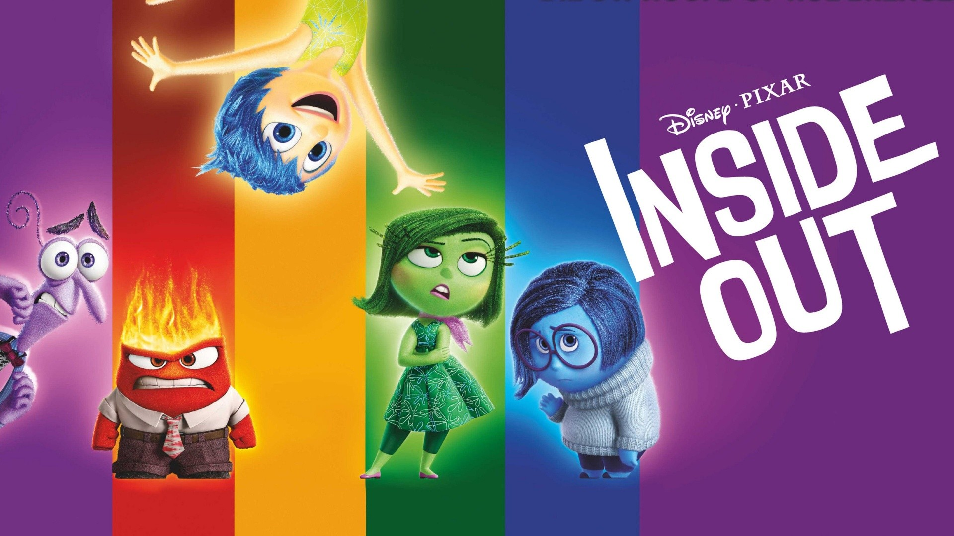 Inside Out 2015 Movie Wallpapers | HD Wallpapers