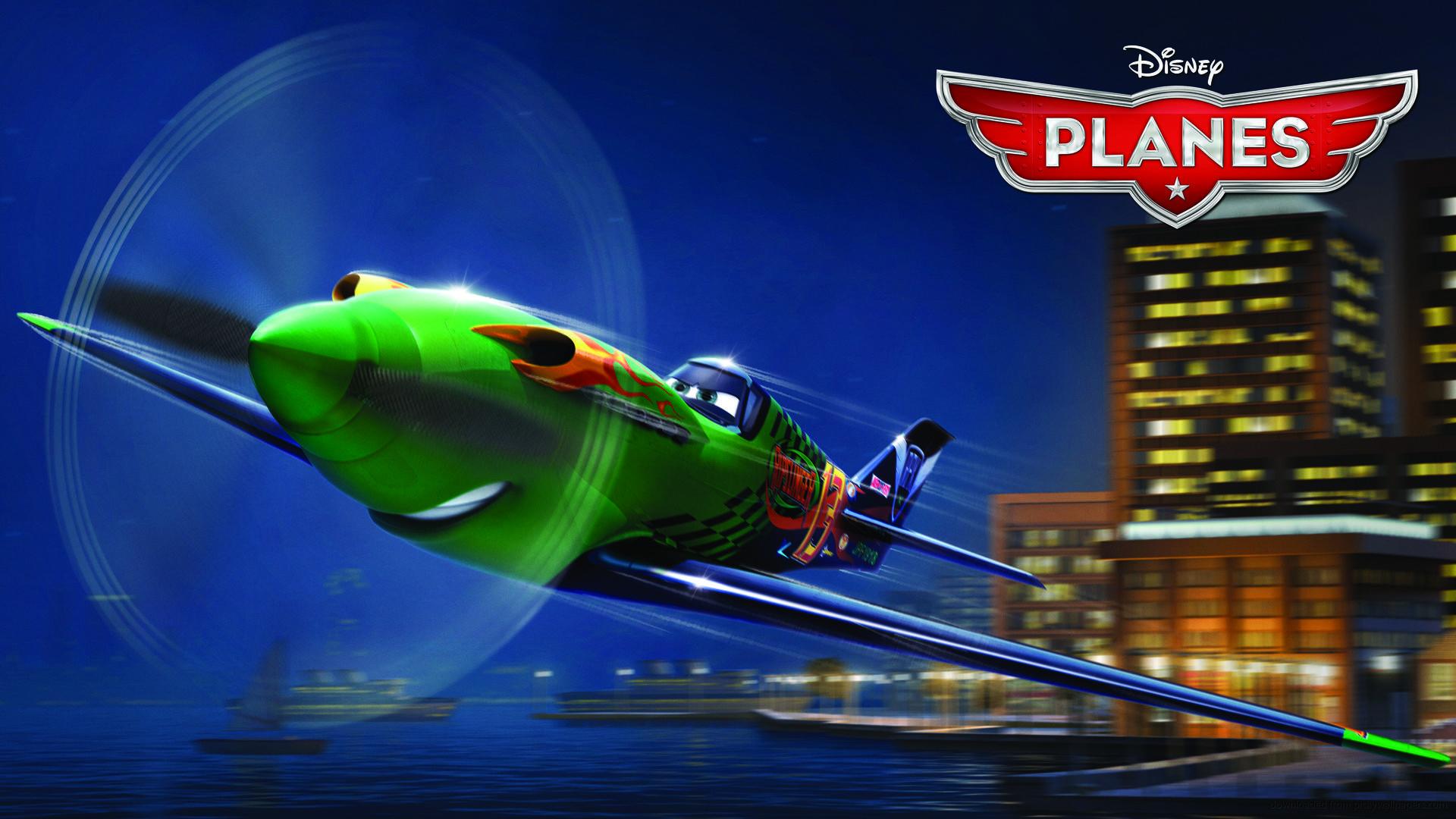 Disney Planes Movie Ripslinger Wide Wallpaper picture