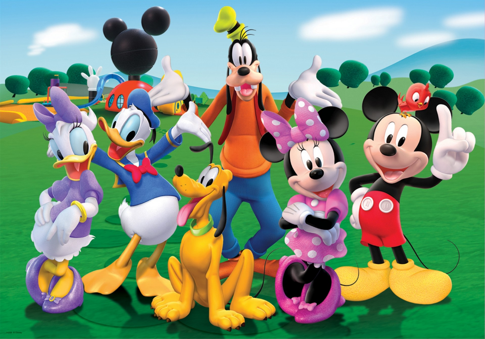 Mickey Mouse Club House images Mickey Mouse Club House Cartoon Wallpaper HD  wallpaper and background photos
