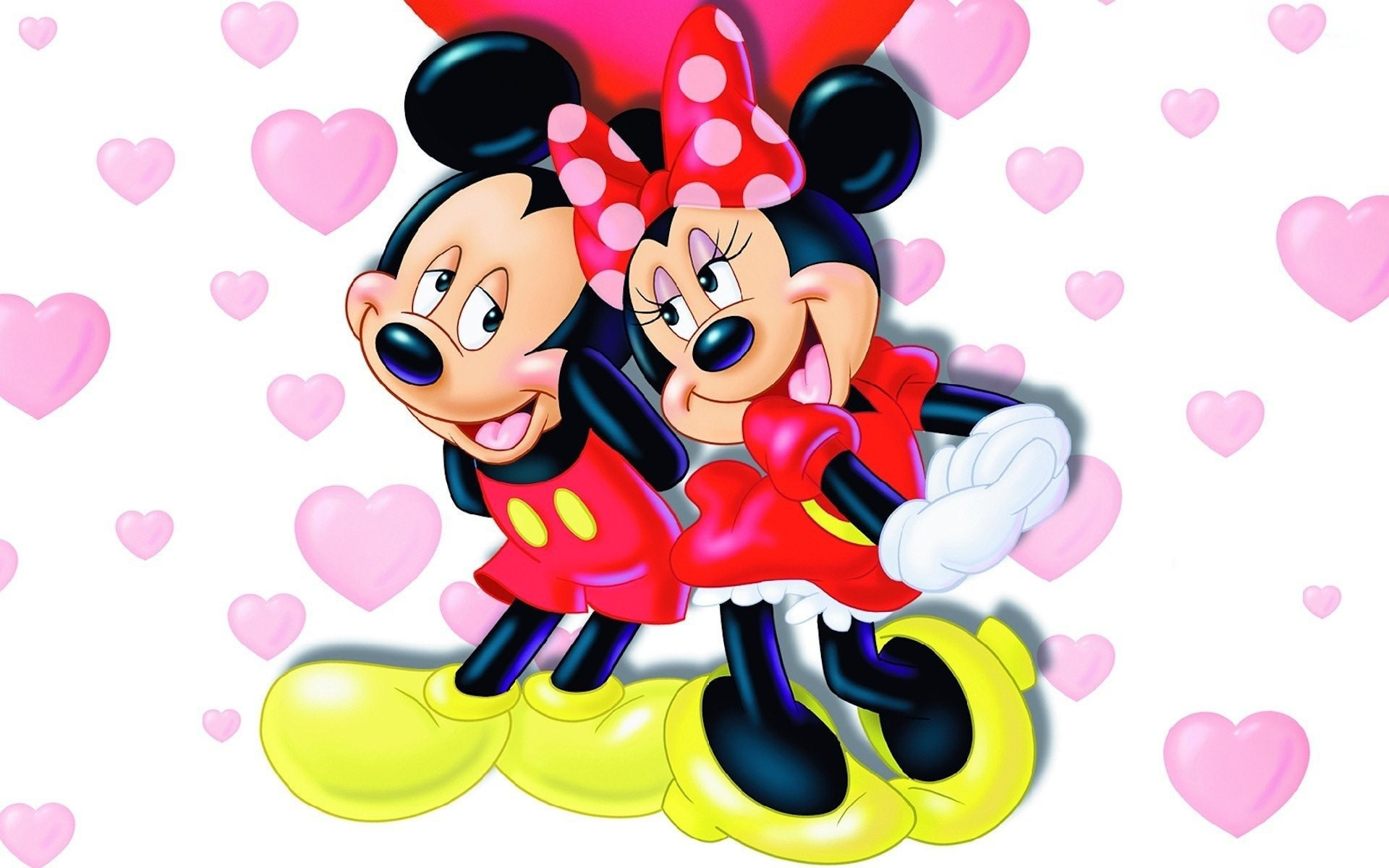 HD Wallpaper | Background ID:233960. Cartoon Mickey Mouse