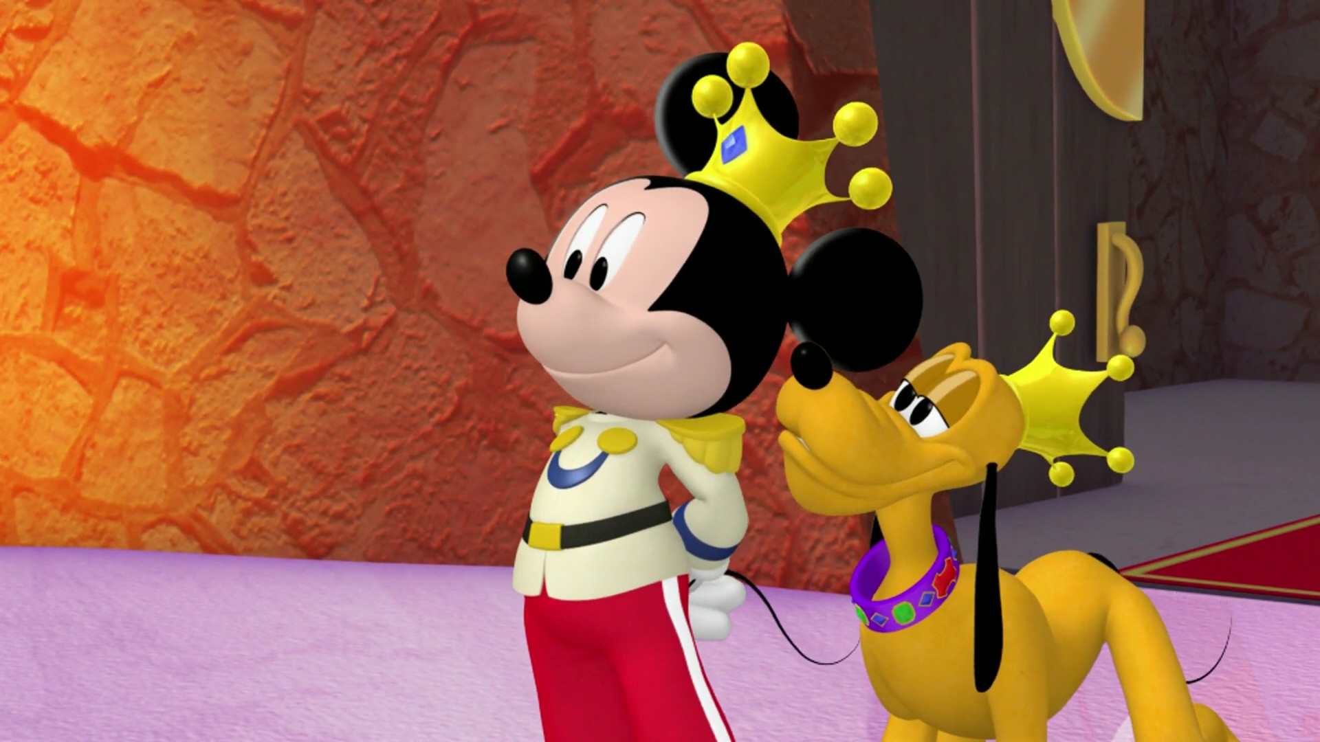 Mickey Mouse Clubhouse images Minnie-rella (Prince Mickey and Prince Pluto)  HD wallpaper and background photos