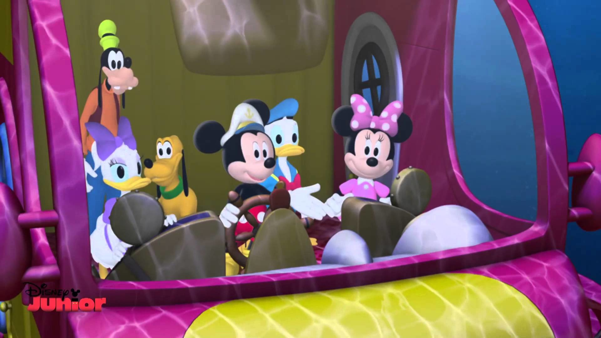 Mickey Mouse Clubhouse – Sea Captain Mickey – Octo-Pete – Disney Junior UK  HD – YouTube