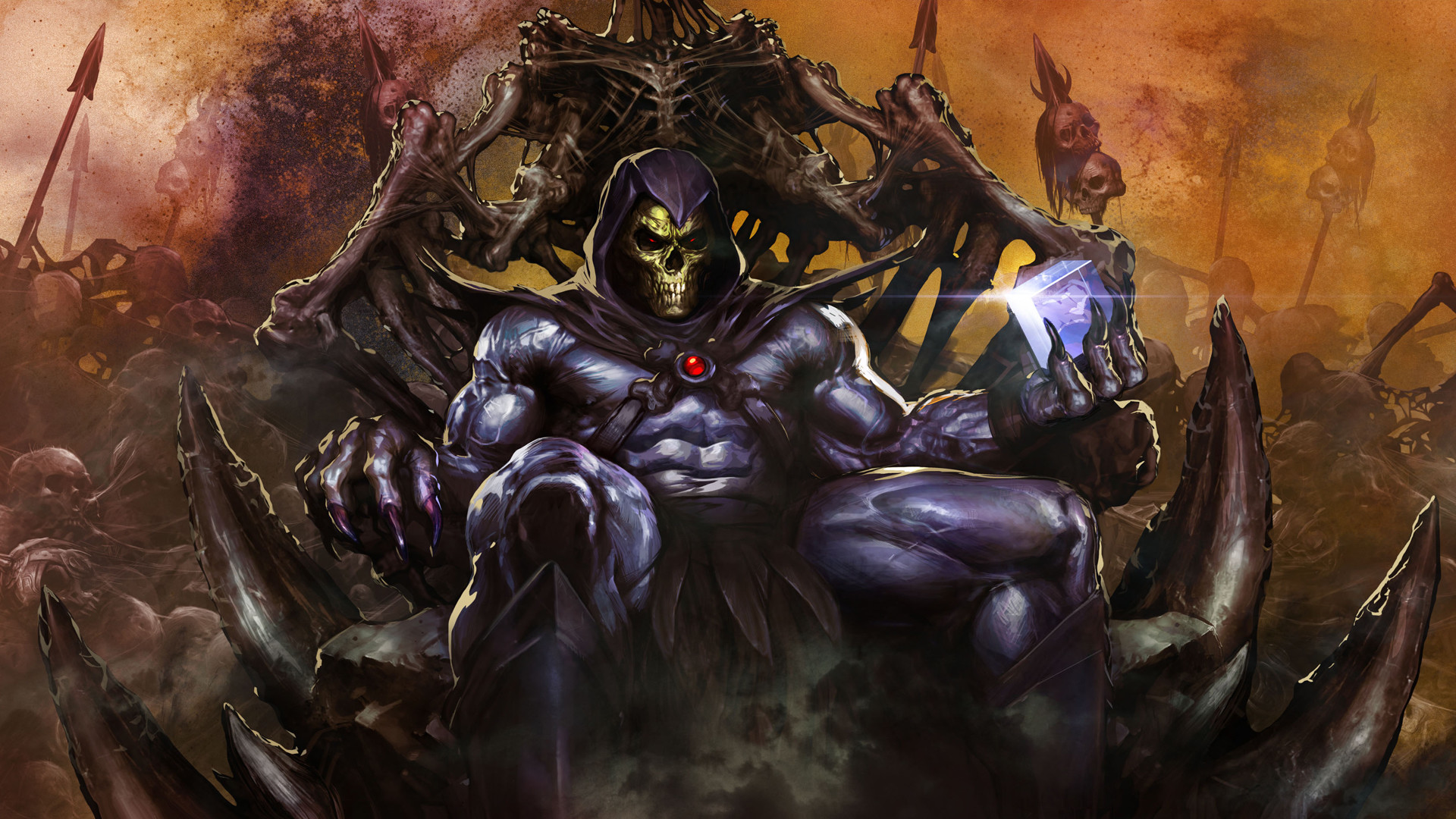 28 He-Man And The Masters Of The Universe HD Wallpapers   Backgrounds –  Wallpaper Abyss