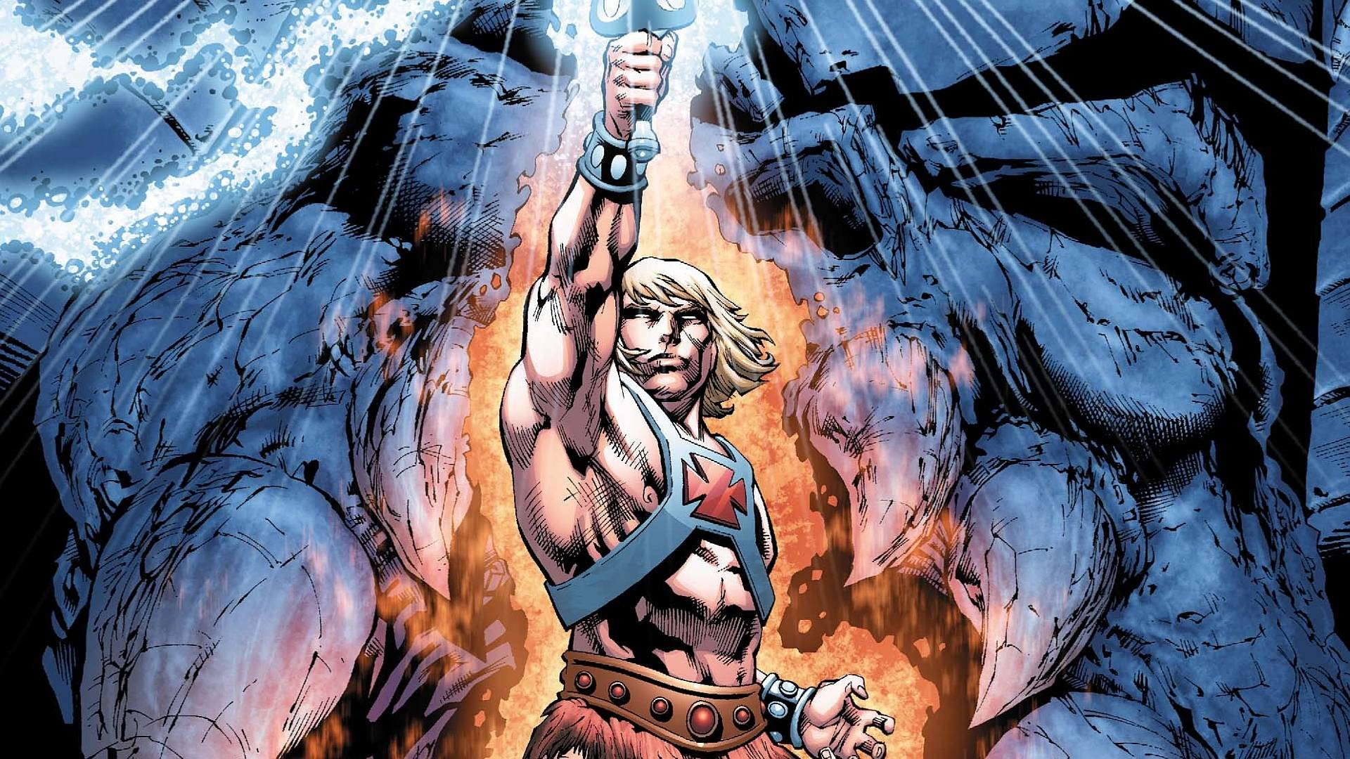 He-man And The Masters Of The Universe Wallpaper 11  