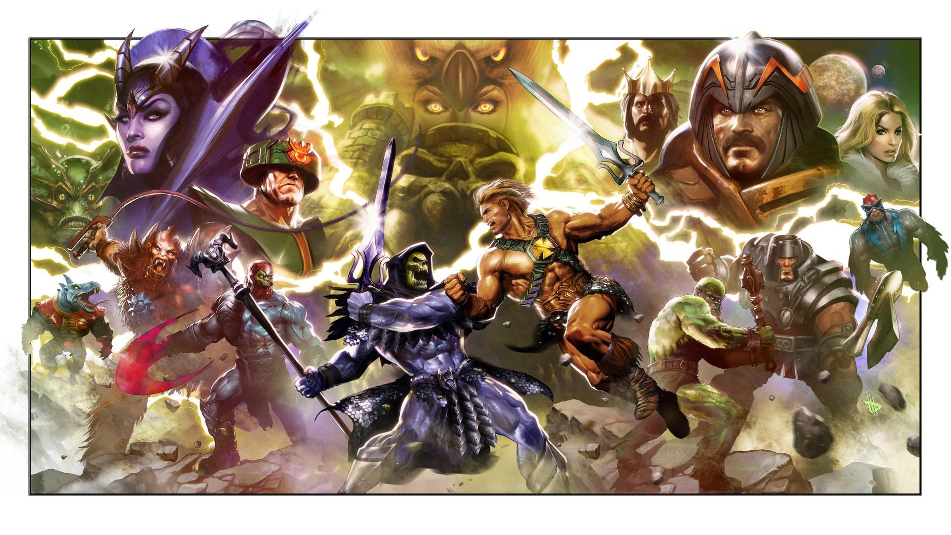 He-Man and the Masters of the Universe wallpaper     284876    WallpaperUP