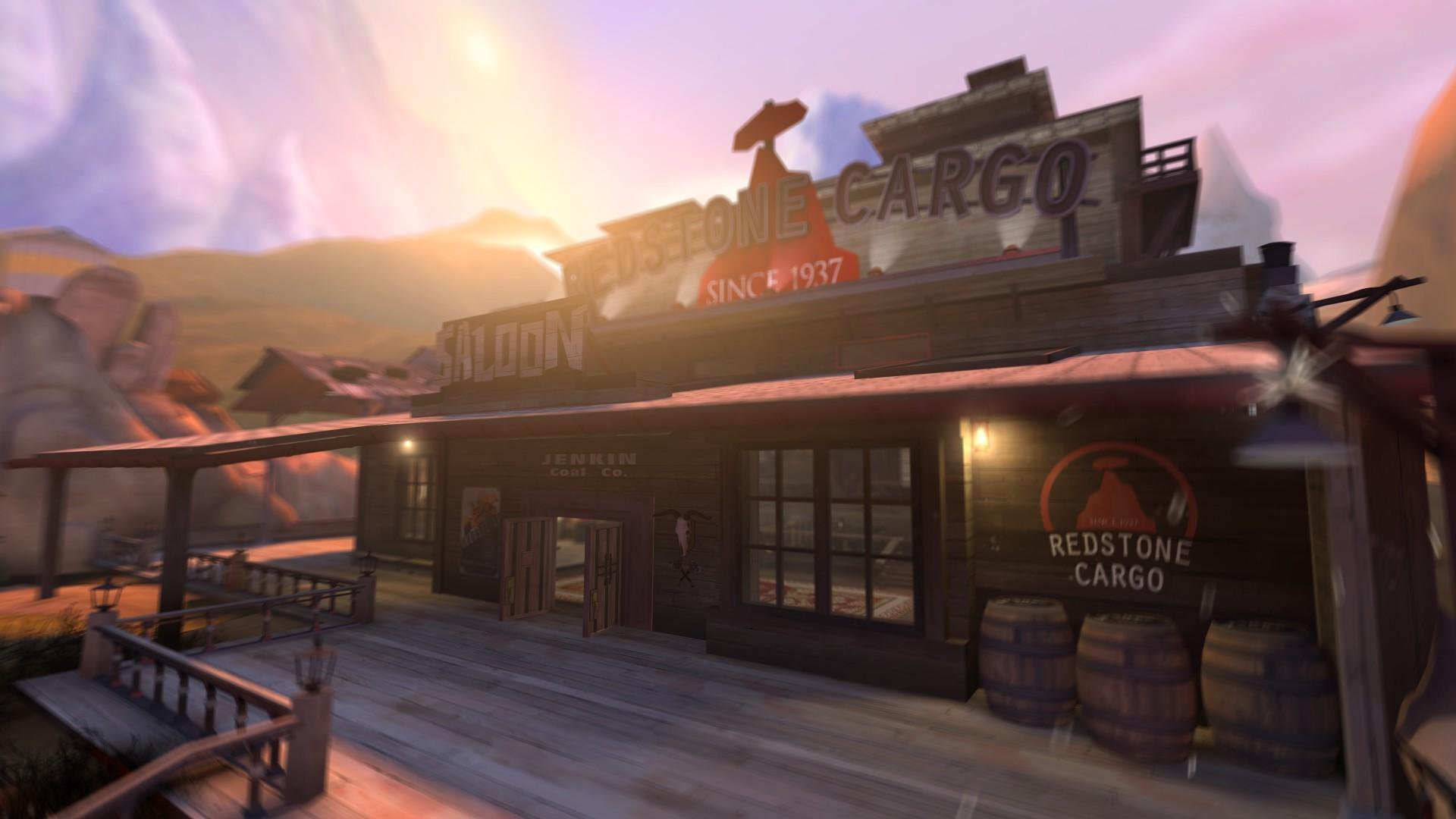 Koth Sunset Saloon …
