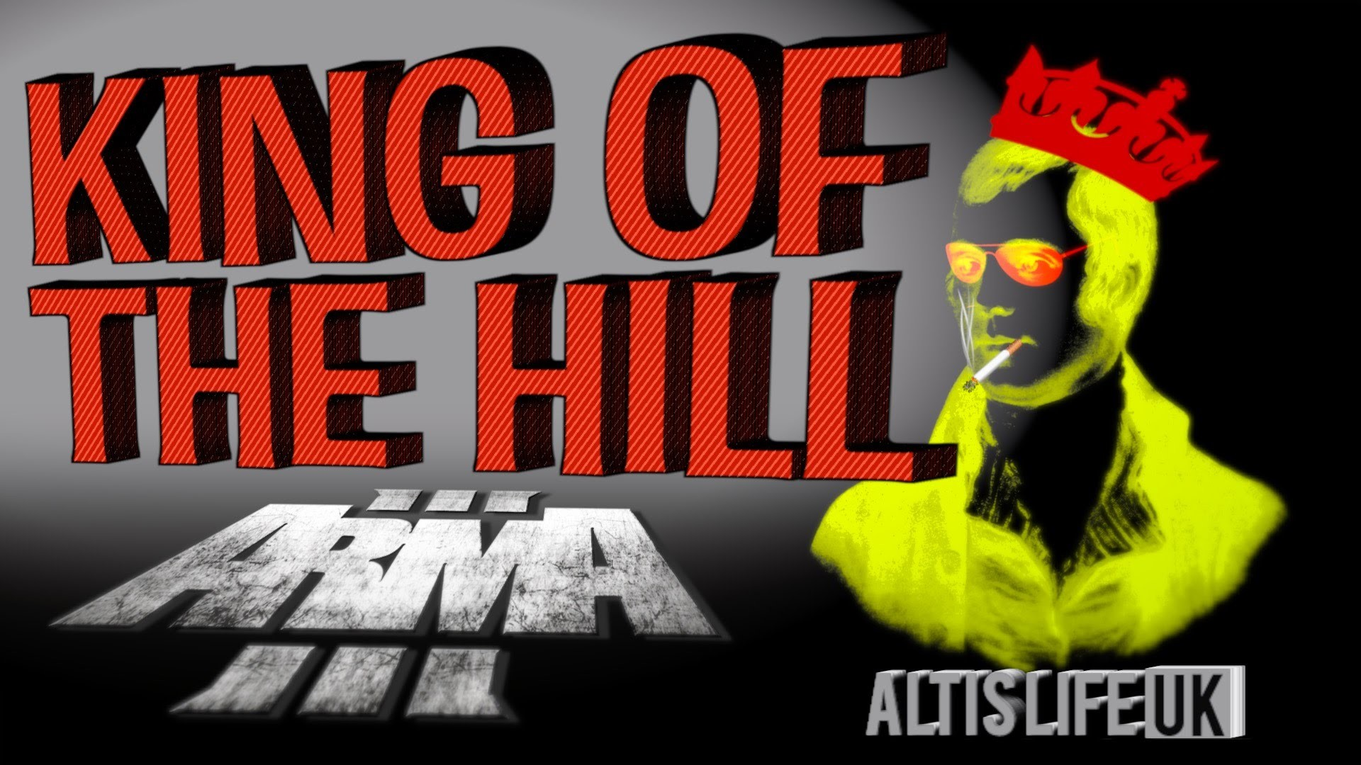 Arma 3: Altislife.co.uk – King Of The Hill