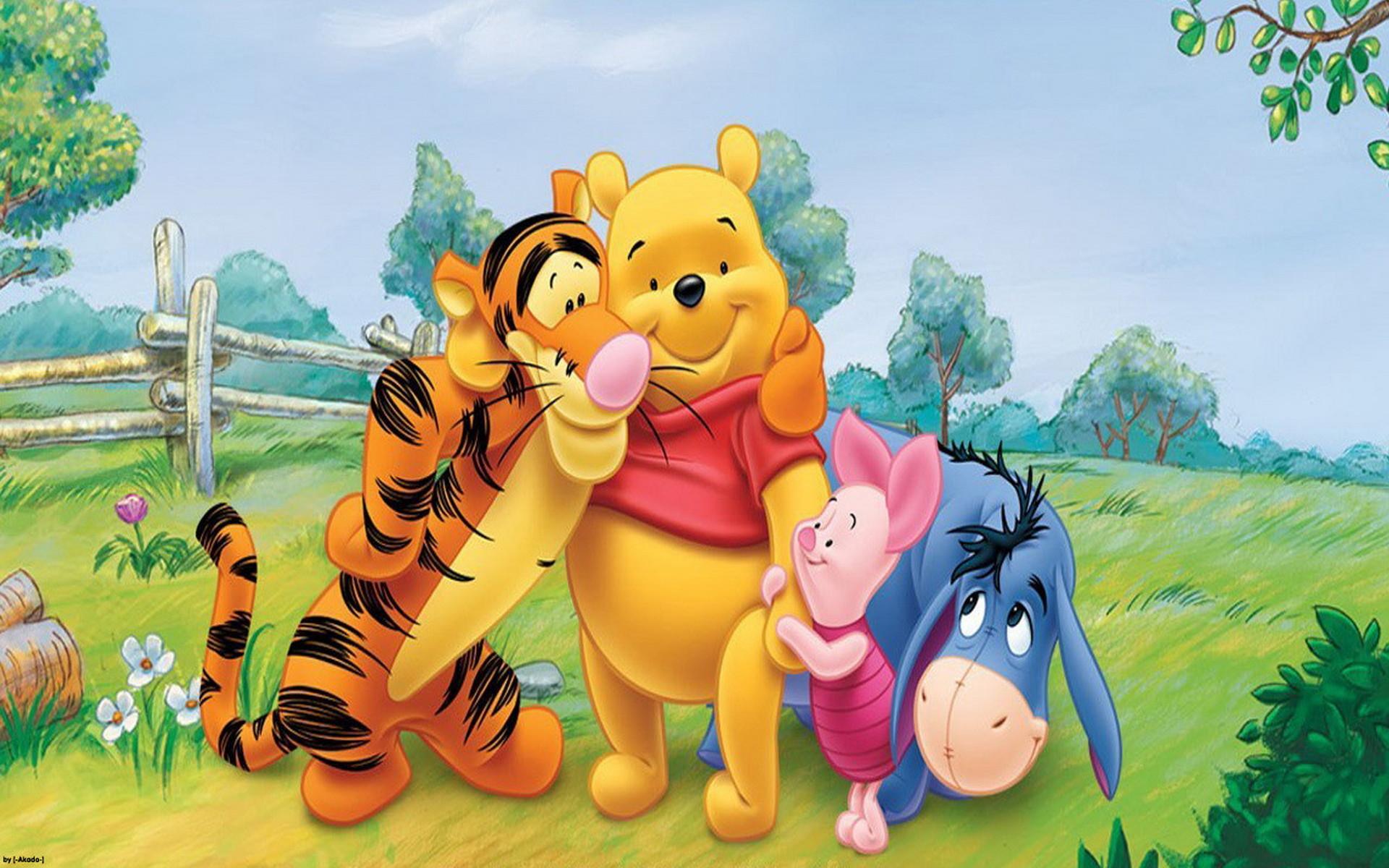 HD Wallpaper | Background ID:425094. Cartoon Winnie The Pooh