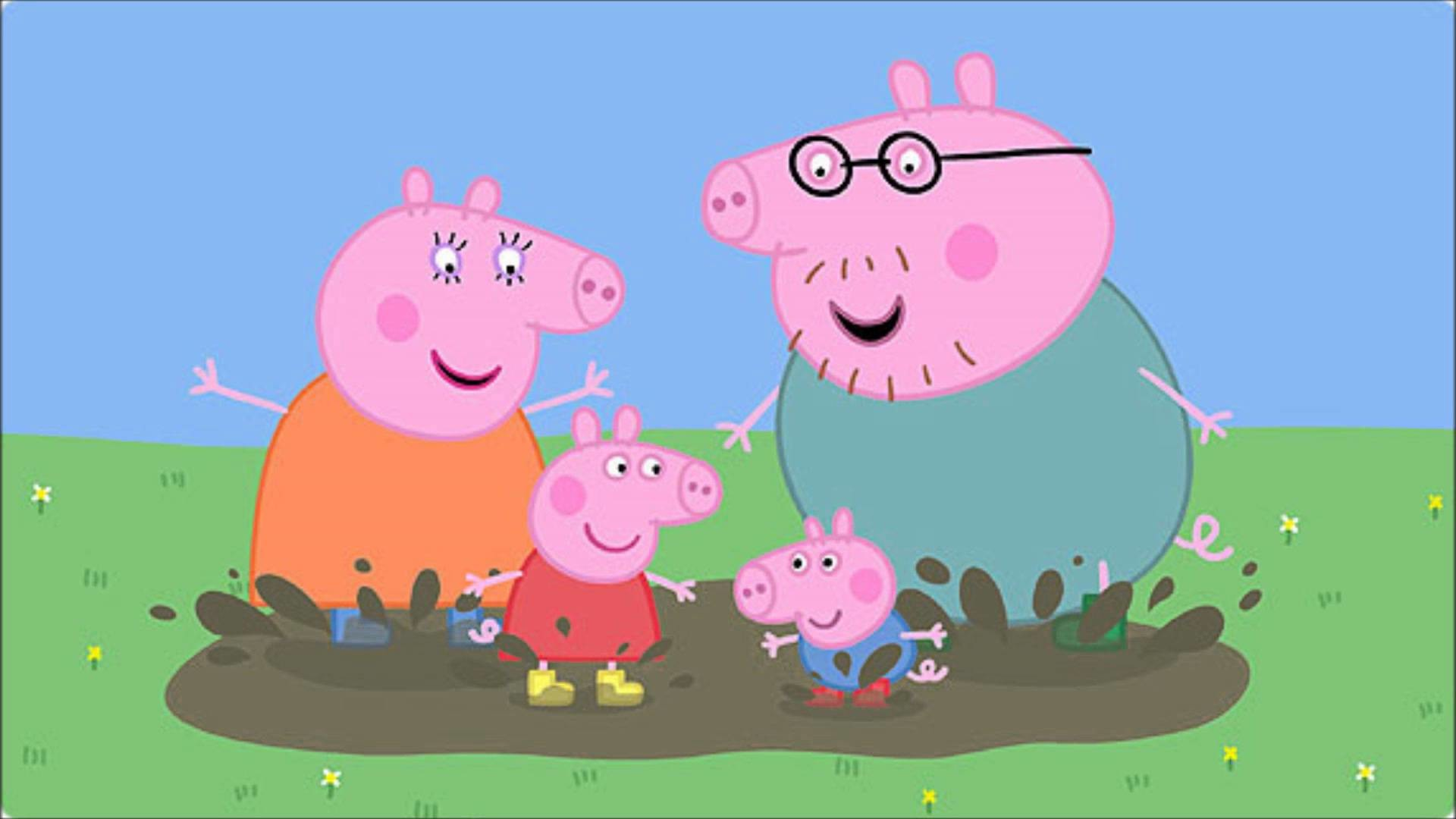 peppa pig hd wallpapers Car Pictures