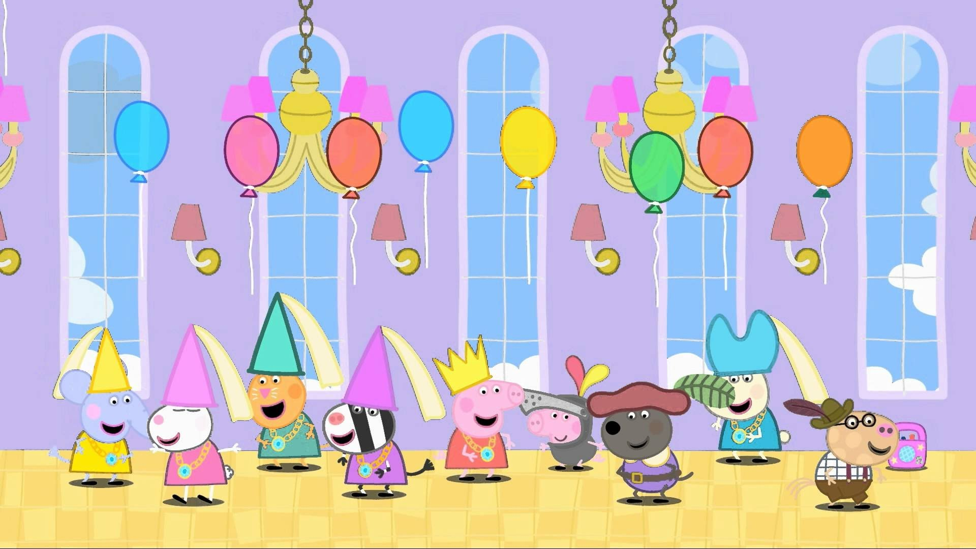 Peppa Pig – 3 Hour Peppa Pig English Episodes New Episodes 2015 Part 2