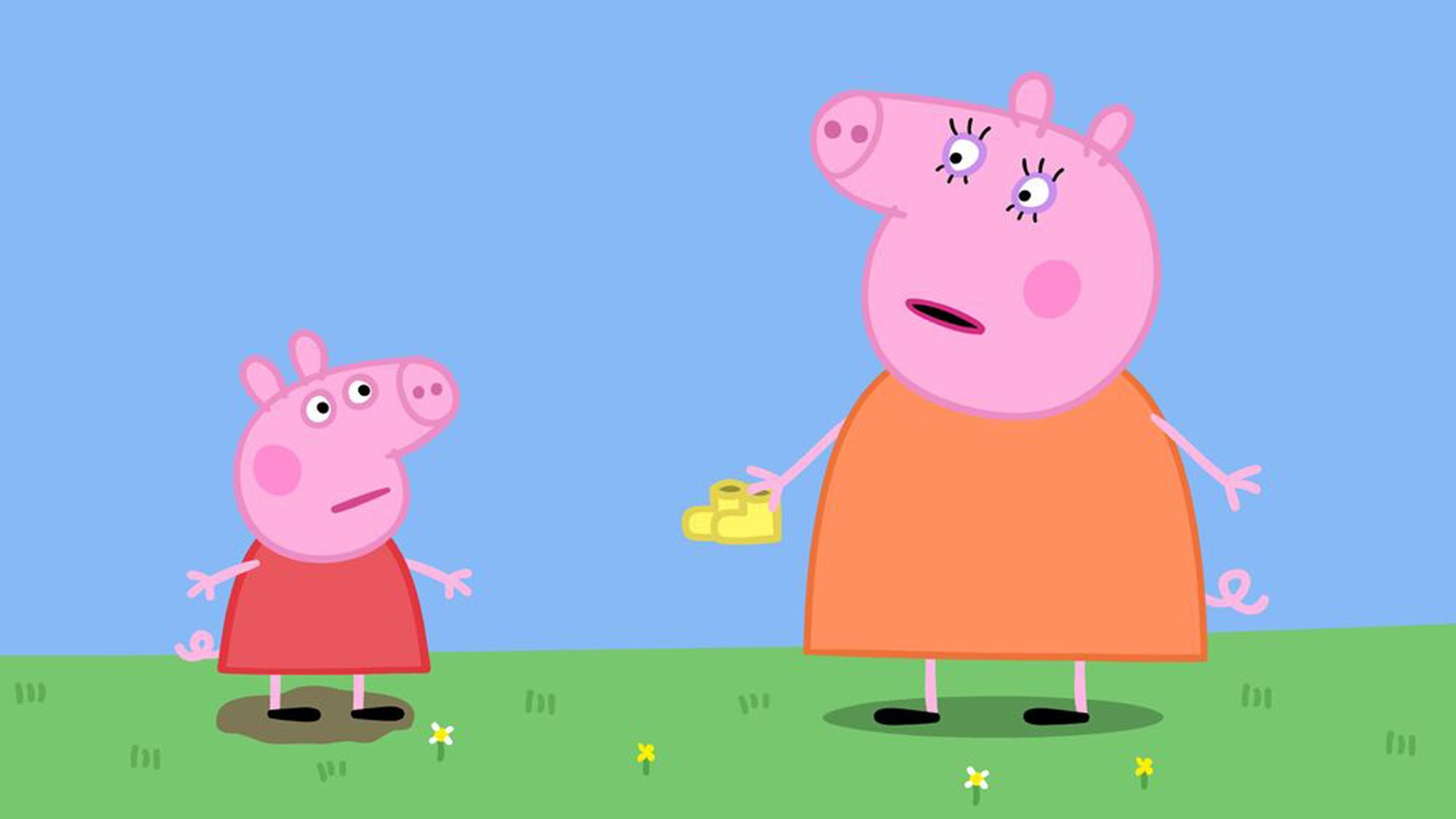 Peppa Pig Coloring Pages – Peppa Pig Coloring Book Peppa Pig Muddy Puddles  Coloring Pages For Kids