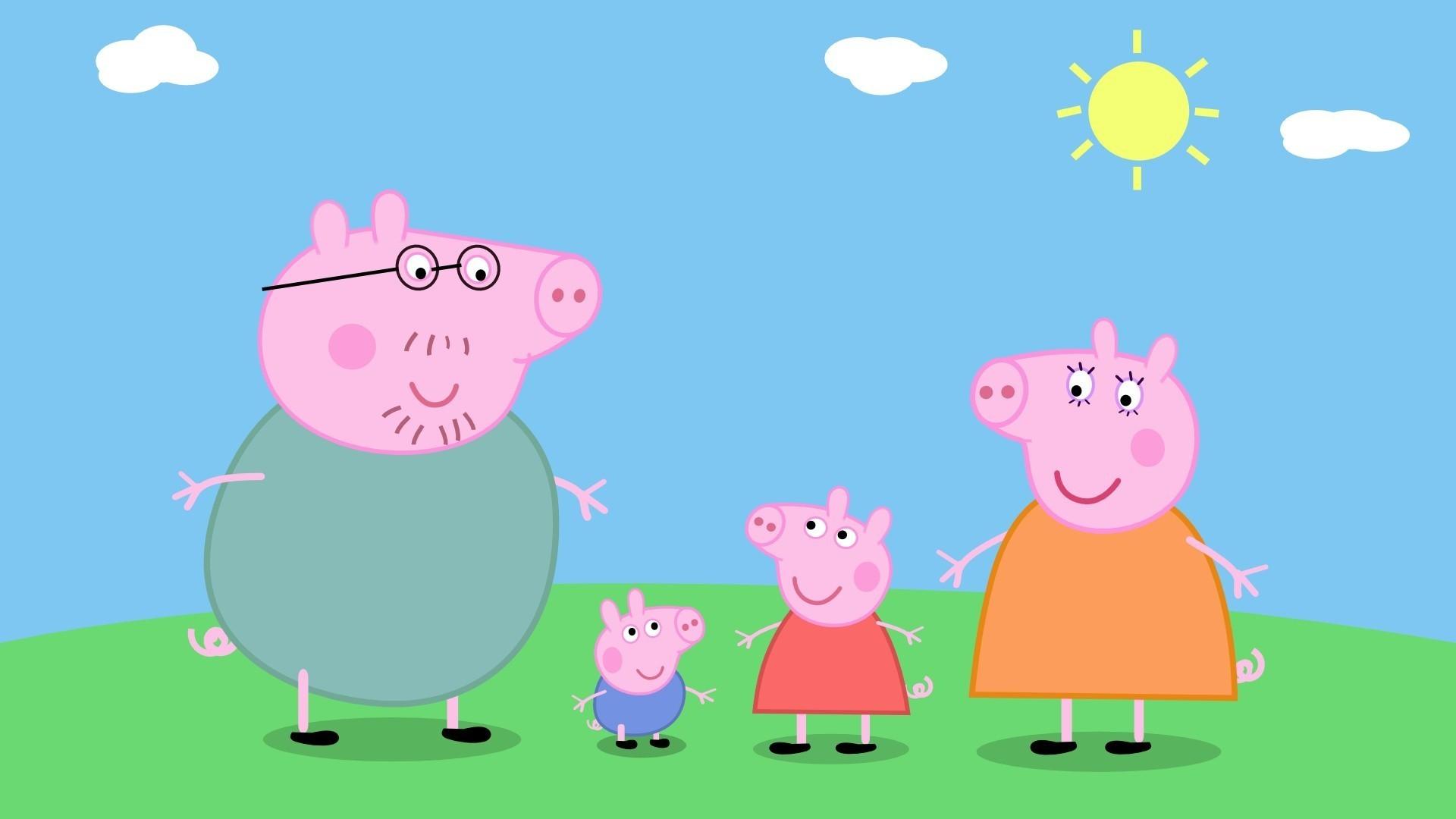 … Peppa Pig, Around the World picture …