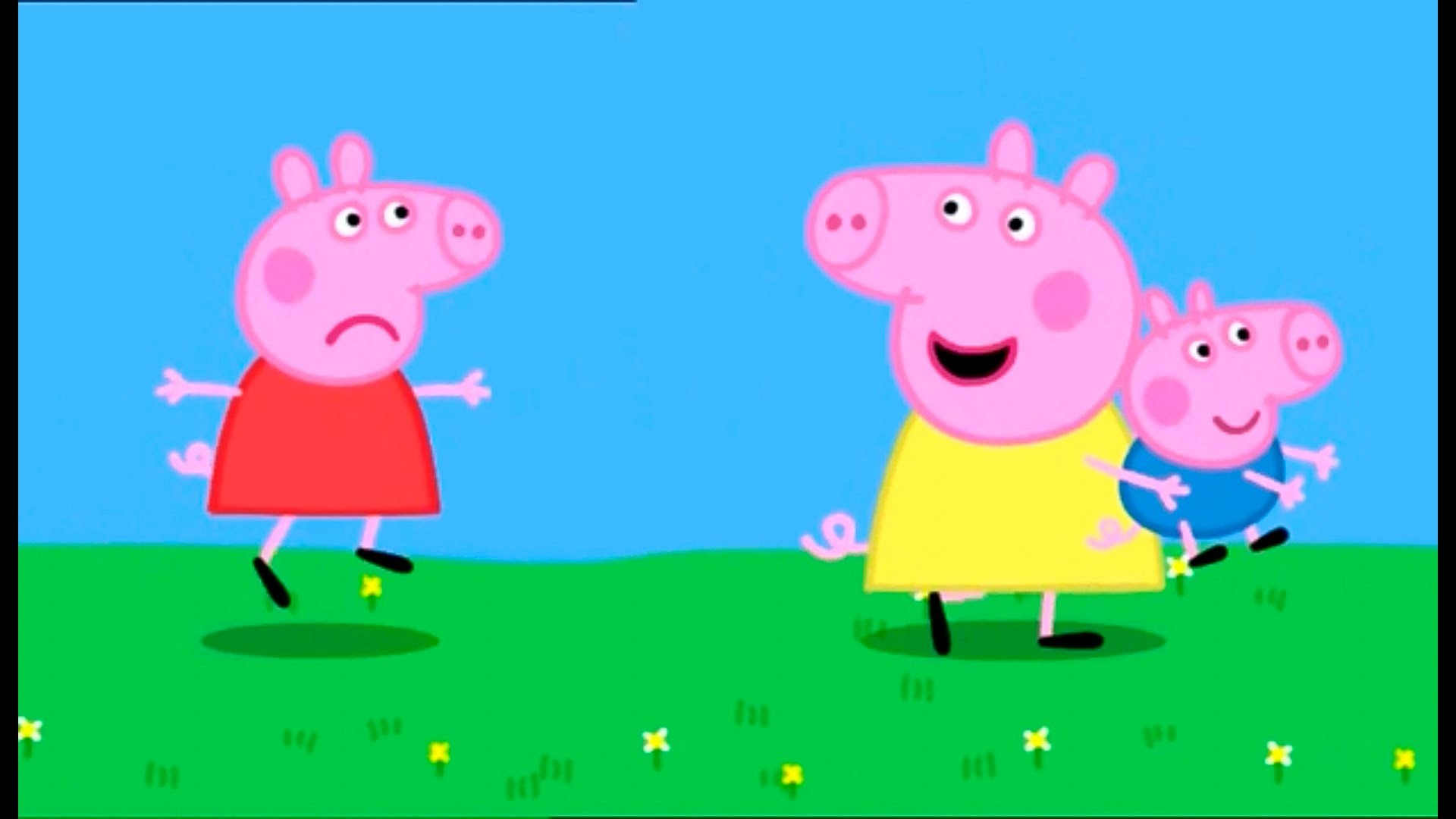 Peppa Pig English – 22 part Peppa Pig 2014 HD
