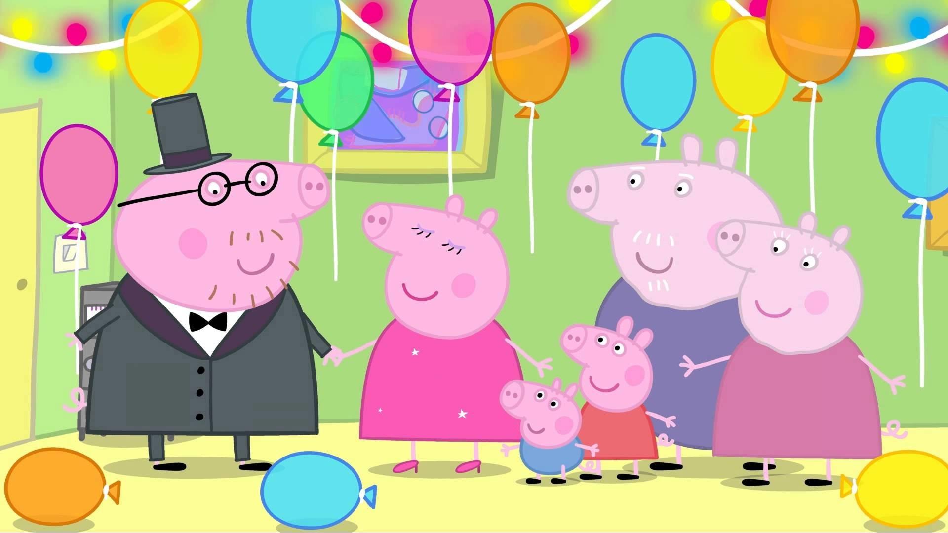 Peppa Pig Episode Compilation