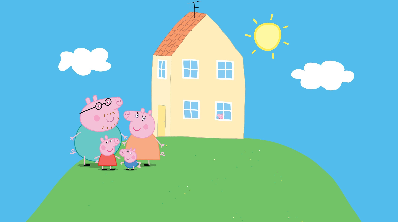 Peppa pig season 3 ep 11 english HD for baby new cartoon 2014 – YouTube
