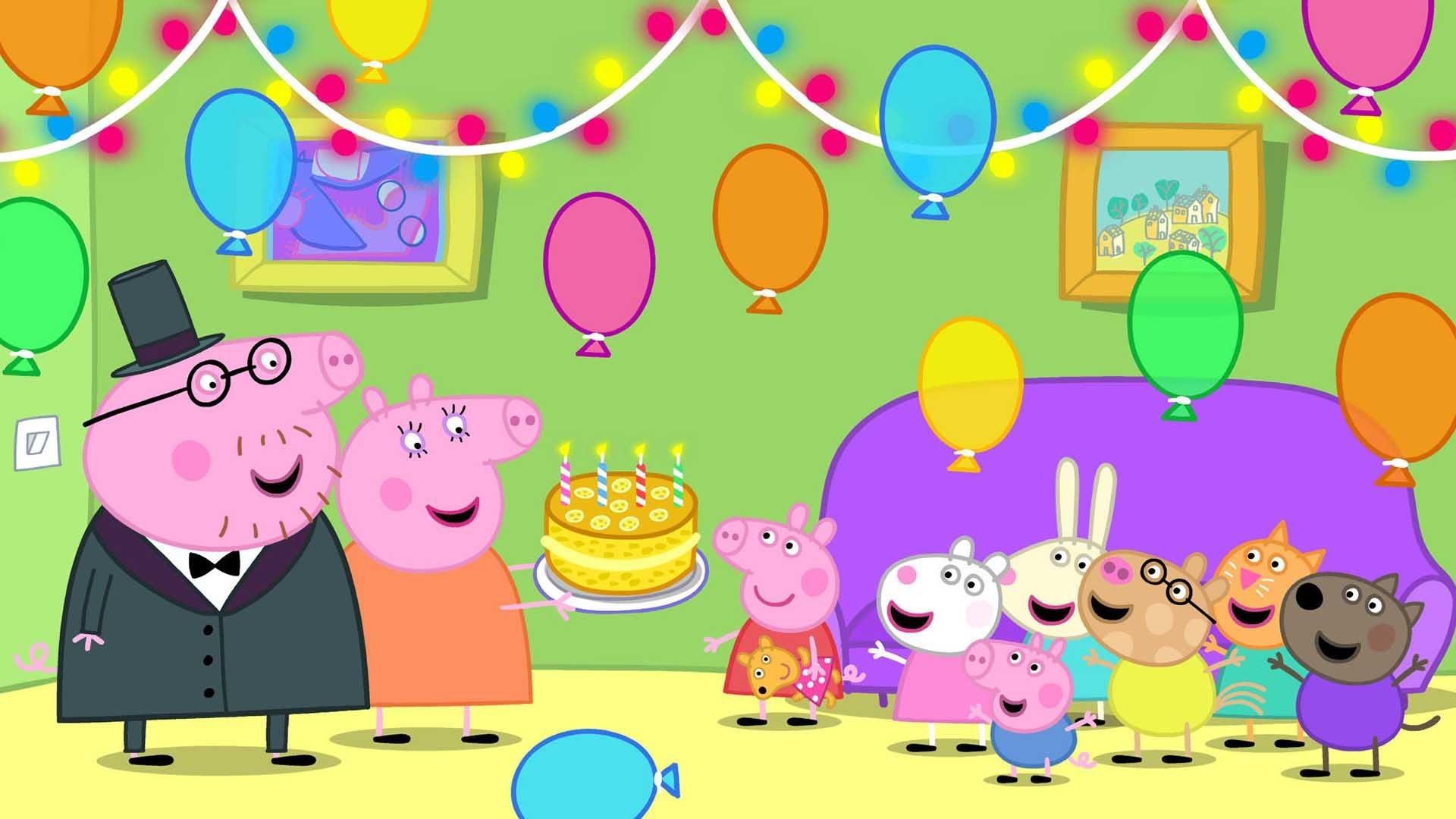 Peppa pig world! Peppa pig videos! peppapig movie! Peppa pig birthday party  2016 – YouTube