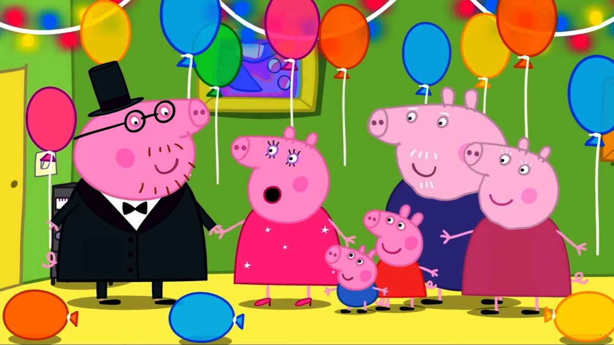 Peppa Pig Coloring Pages For Kids Peppa Pig Coloring Games Peppa Pig