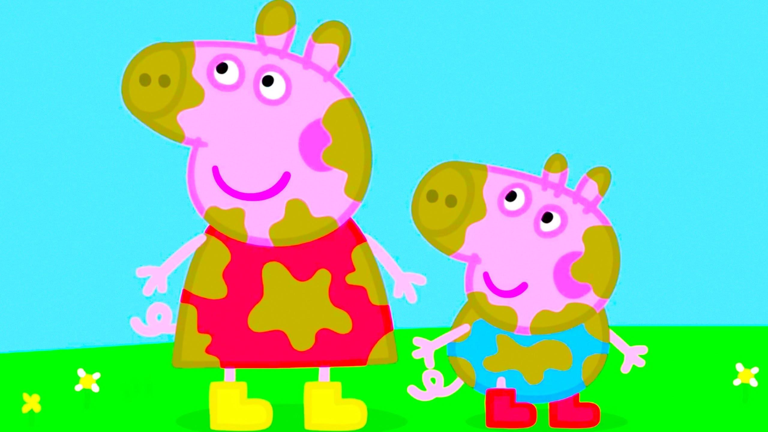 Peppa Pig English Episodes New Episodes 2015 Peppa Pig en espa̱ol 2015 Peppa  Pig English 2015 РYouTube