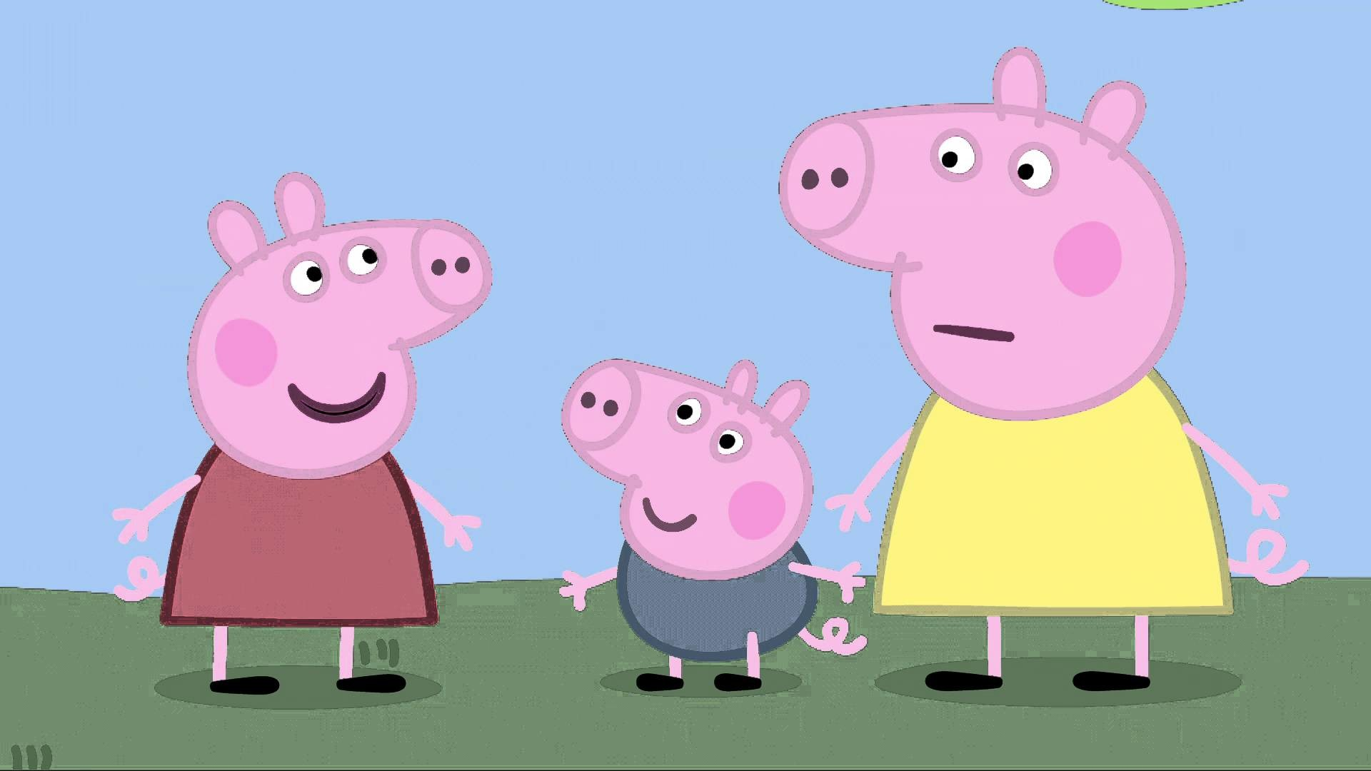 Flying a Kite and other stories – Peppa Pig English Episodes New Episodes  2016 Season 1 HD