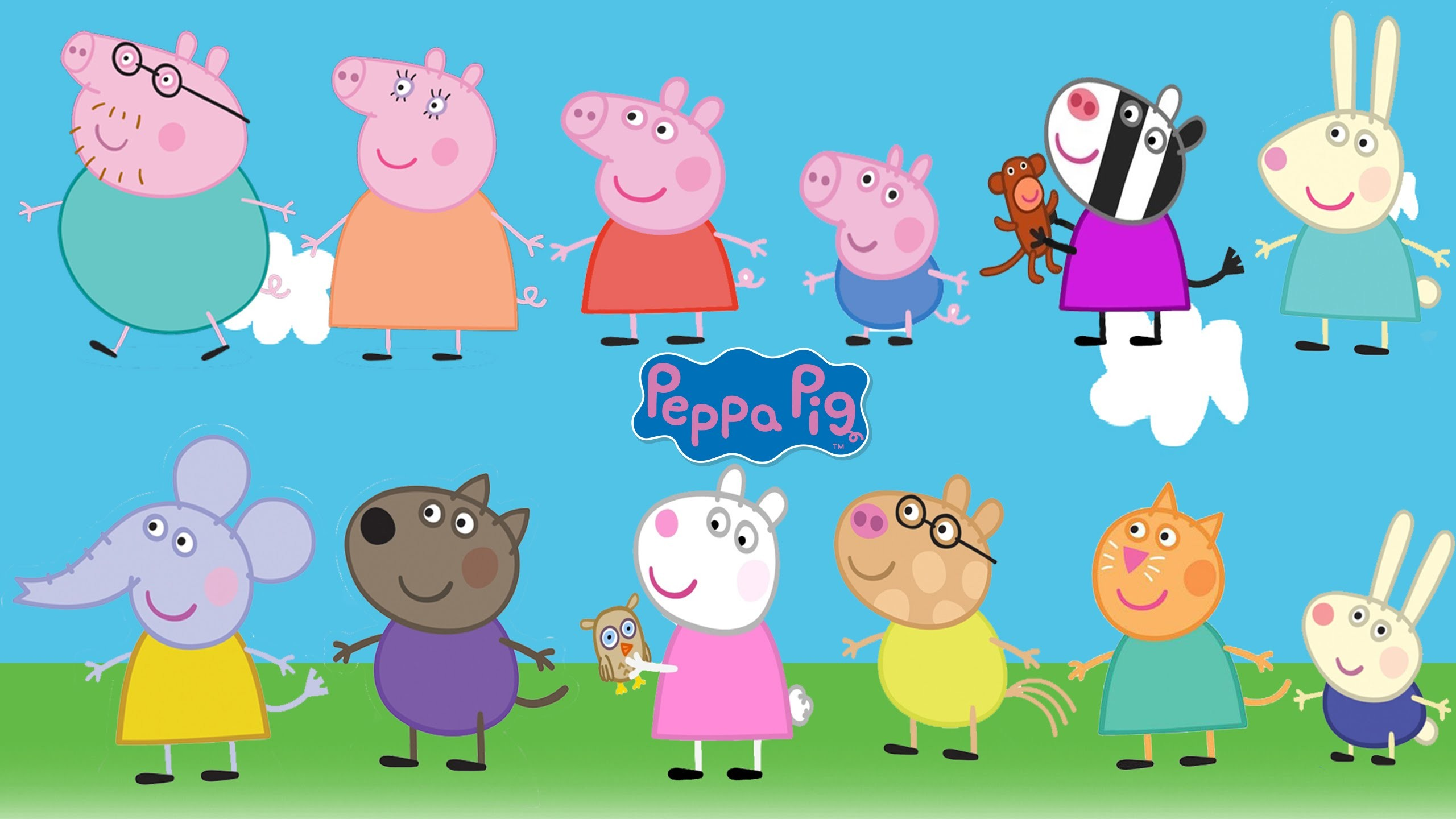 My Top 10 Peppa Pig Episodes with Powerful Life Lessons That May Help You  to Raise a Champion Kid
