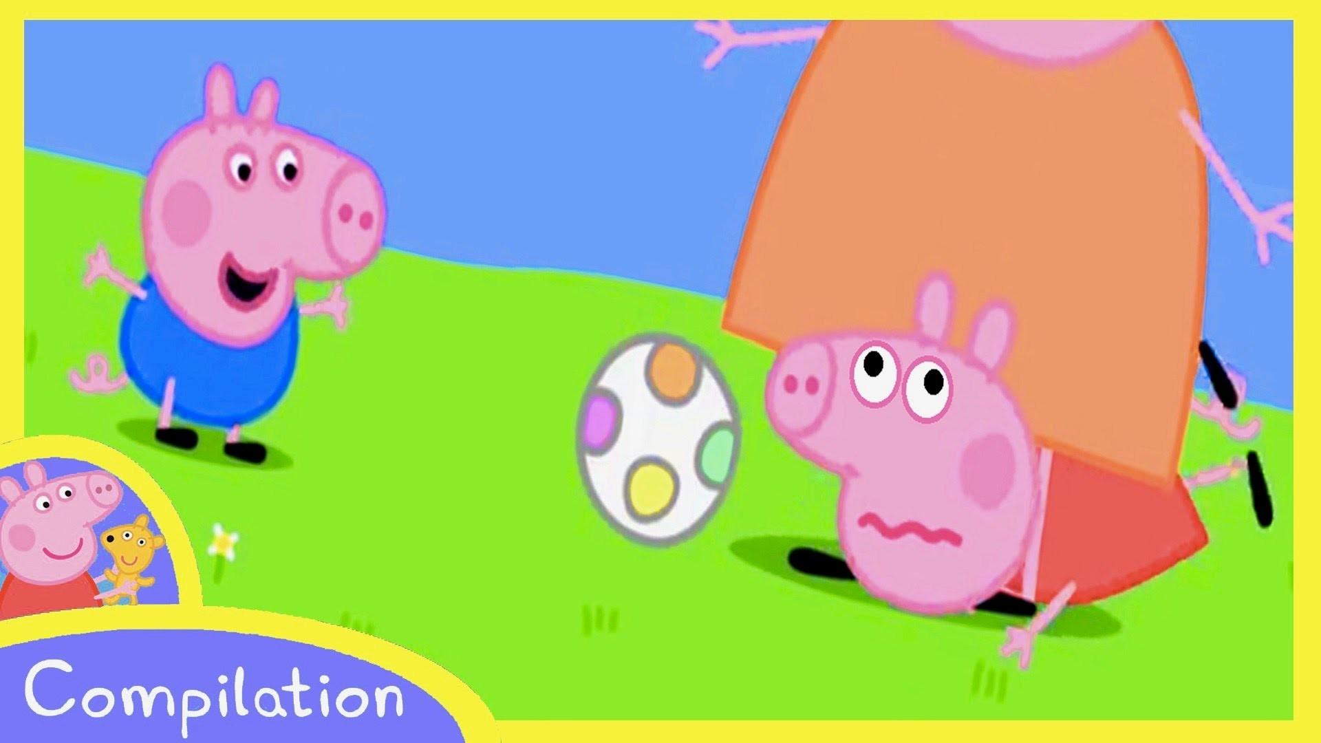 Peppa Pig English Episodes Full Episodes New Compilation 2016 #6