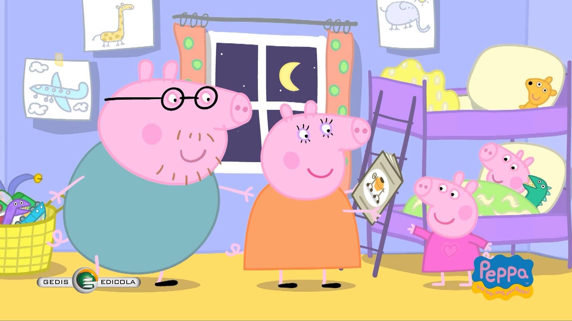 Peppa Pig – Le figurine ufficiali IN EDICOLA!
