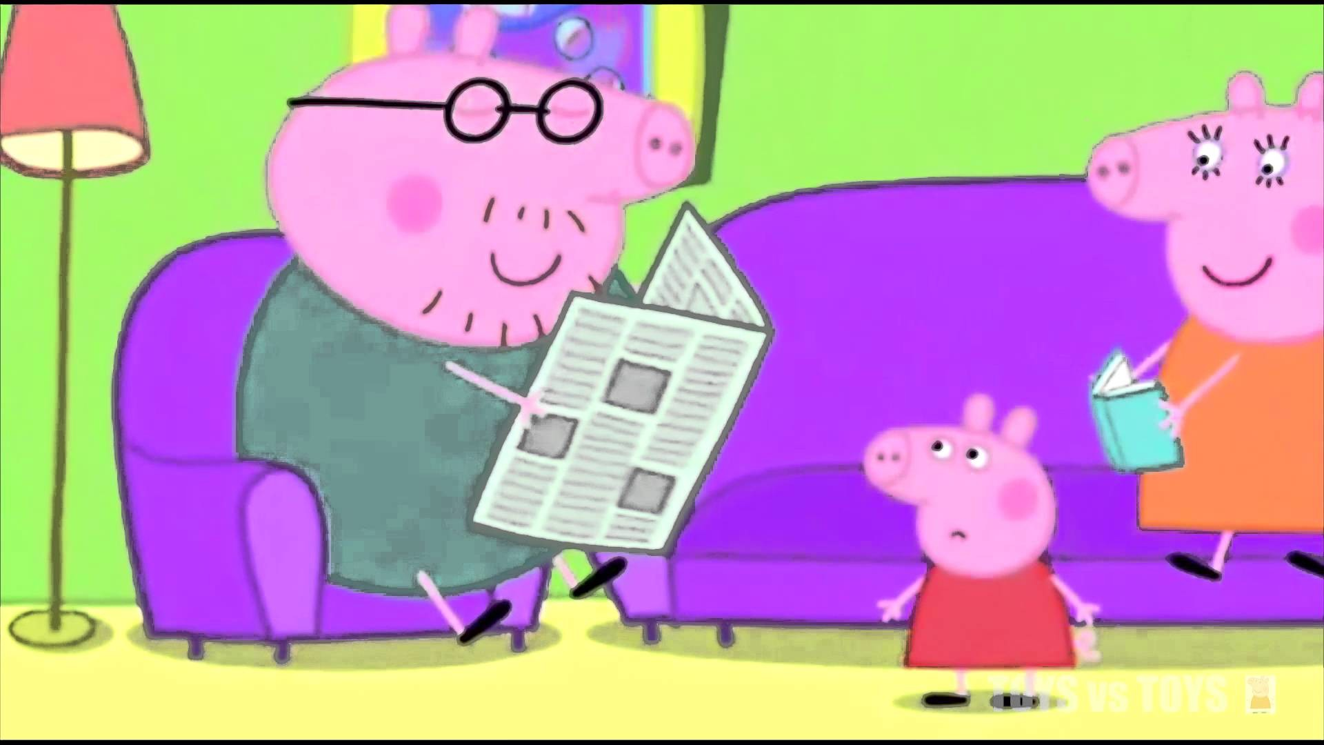 Peppa Pig Hide and Seek The Playgroup Season 1 Episode 5 6