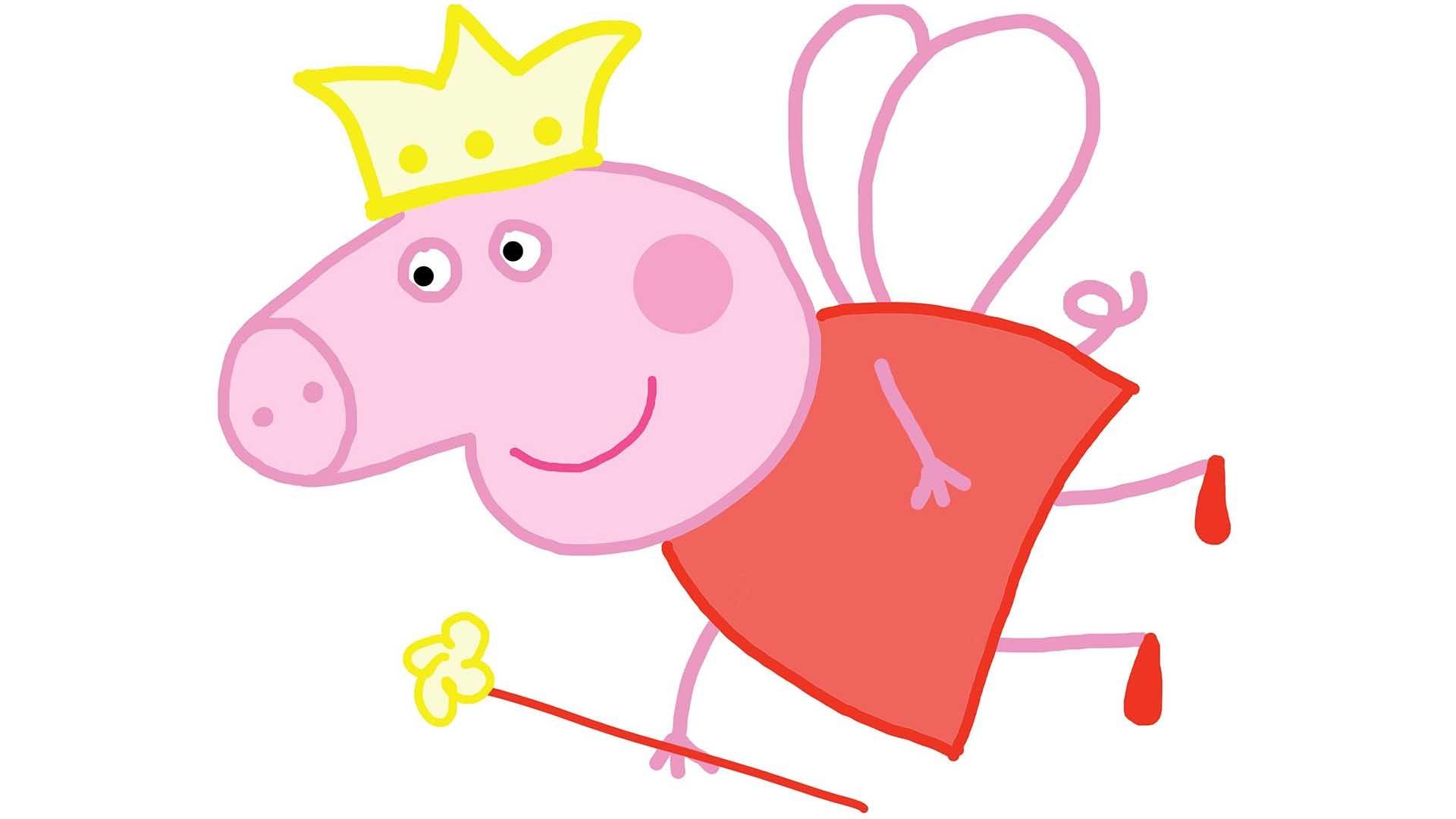 Imagenes de peppa pig y sus amigos. >>