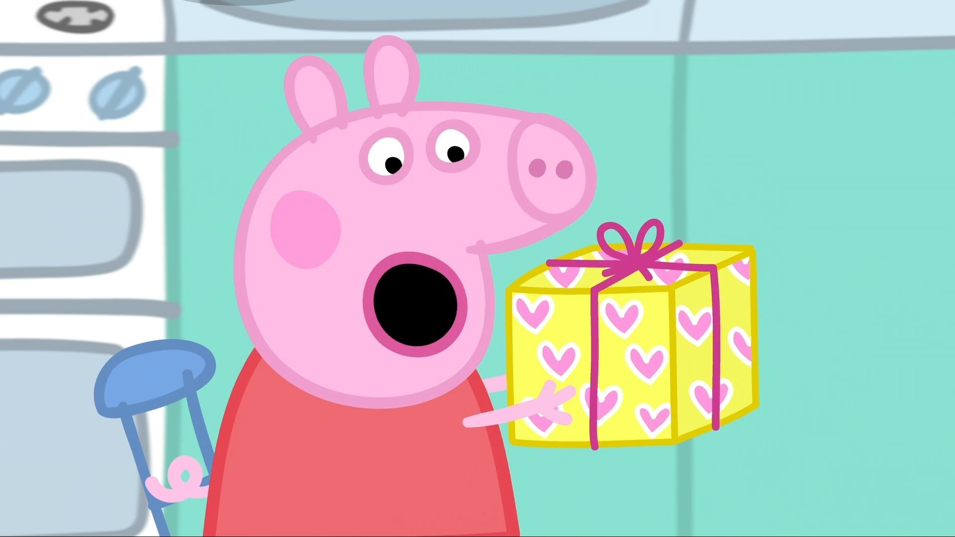 Peppa Pig My Birthday Party And Other Stories Episodes Compilation! –  YouTube