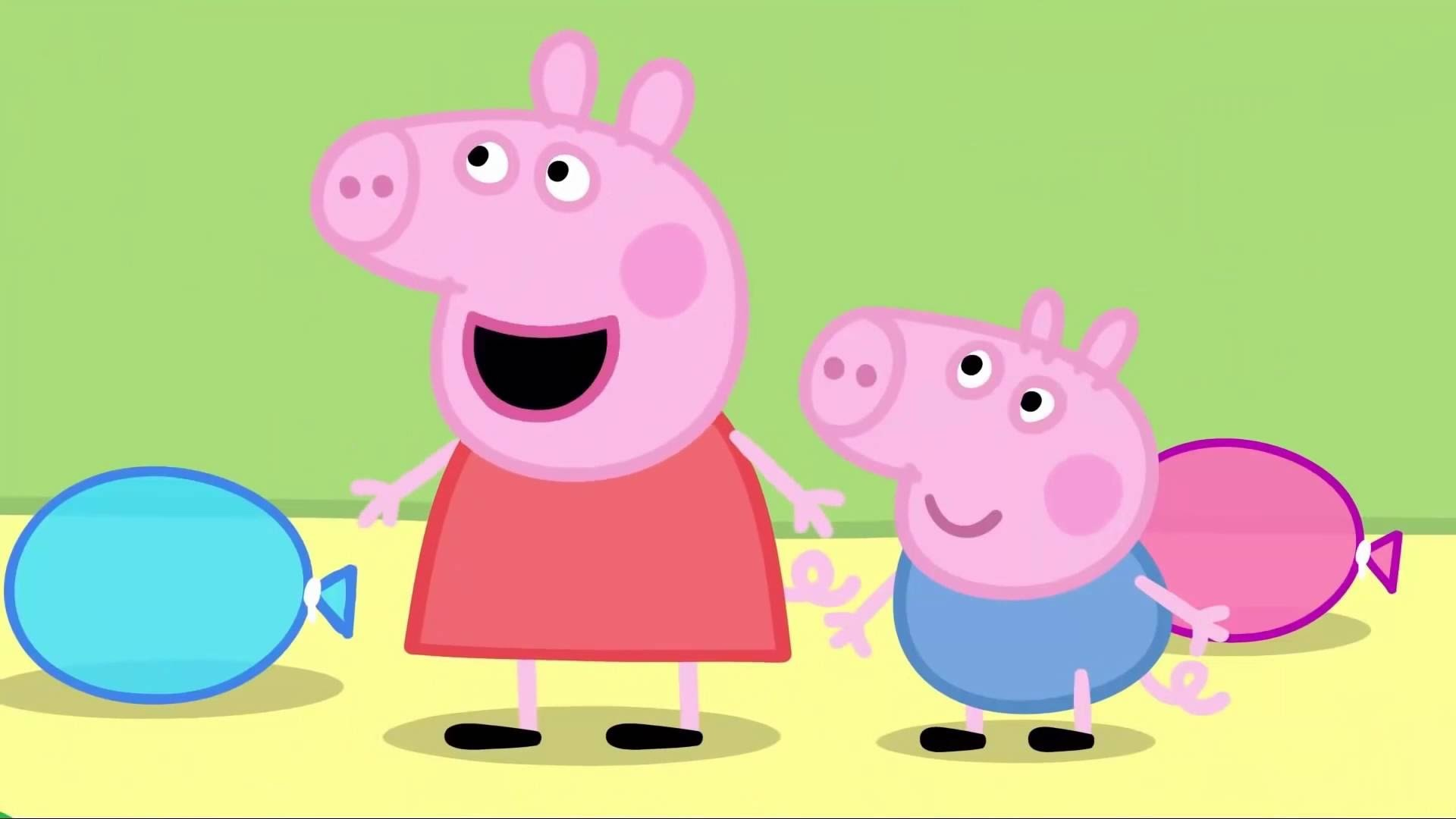 Peppa Pig English Full Episodes Pepper Pig NEW 2016 – Peppa Pig Best  English Episodes!!!