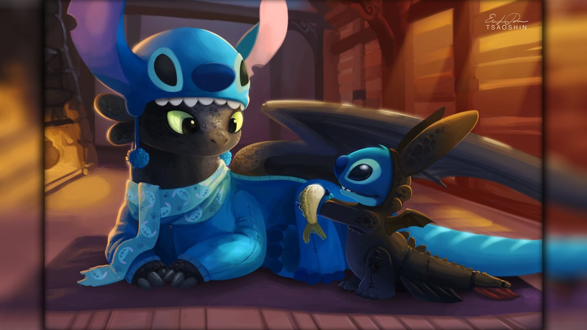 Lilo & Stitch – Cartoons Wallpapers