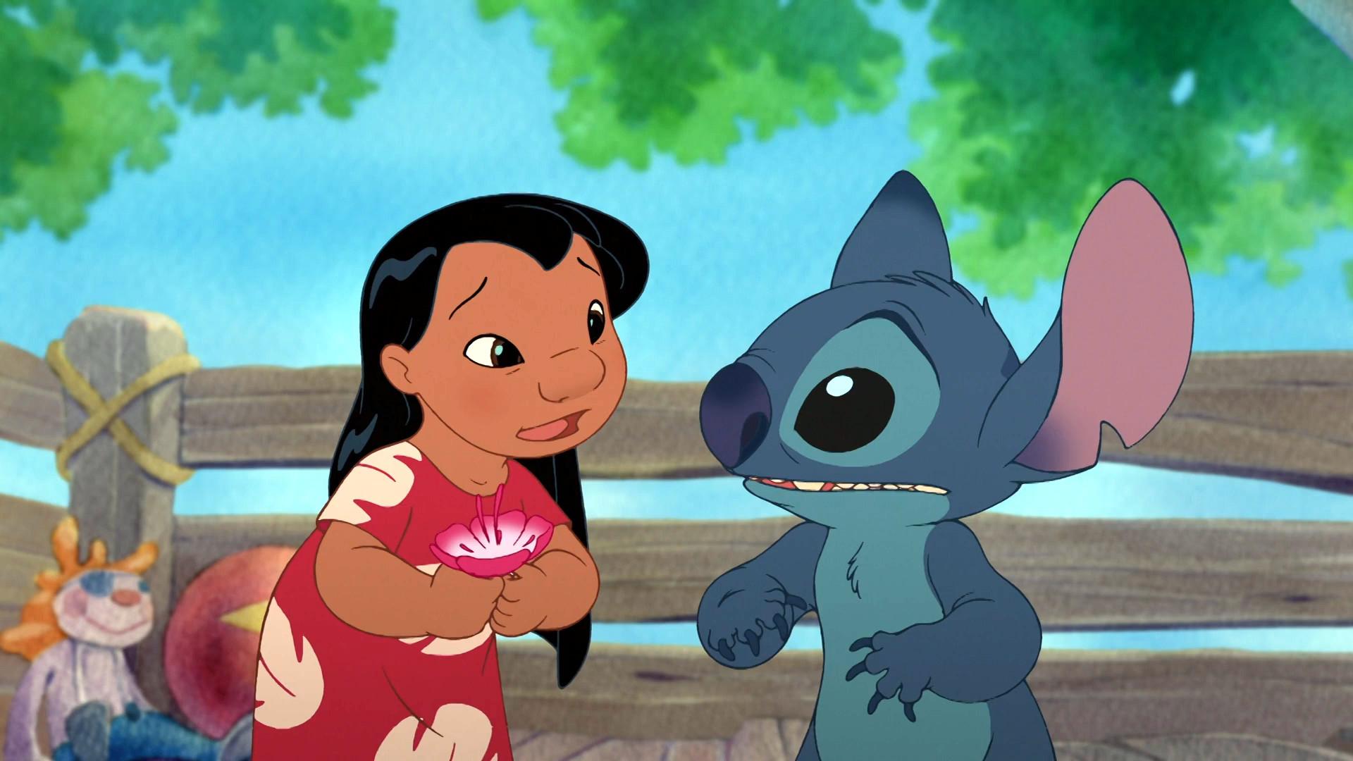 lilo & stitch 2: stitch has a glitch   movie fanart   fanart.tv
