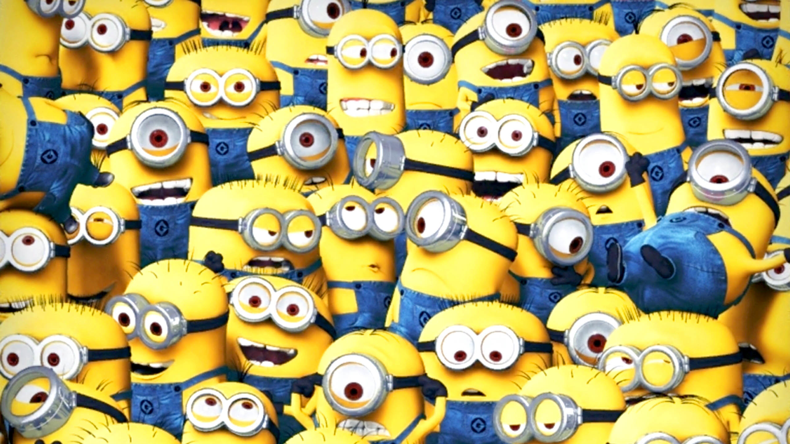 Amazing minions wallpapers and mobile minions wallpapers 2560×1440