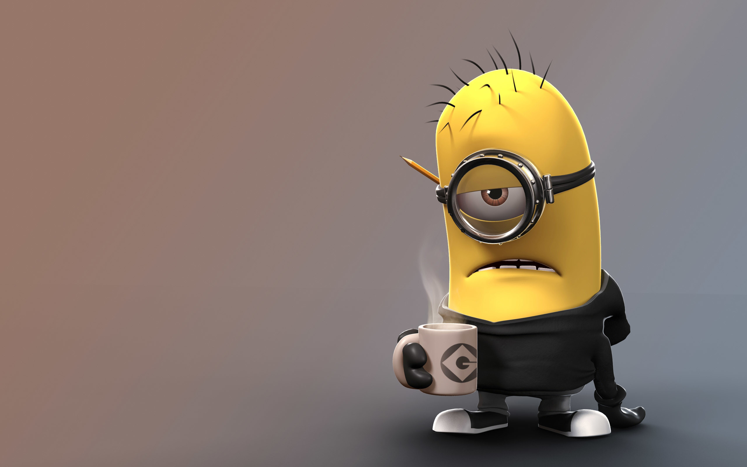 [Cartoons] A Cute Collection Of Despicable Me 2 Minions | Wallpapers,  Images & Fan Art