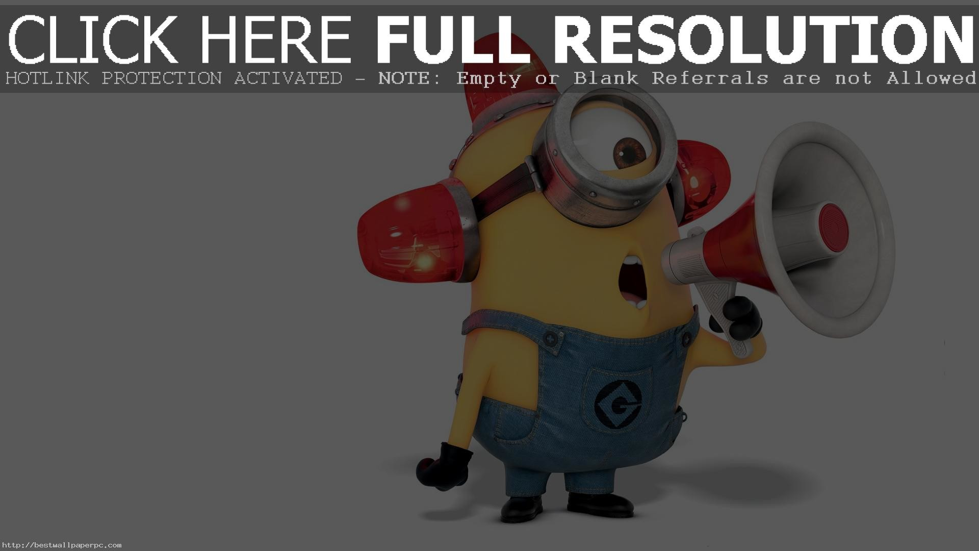 Minion Despicable Me 2 Background for android Full HD