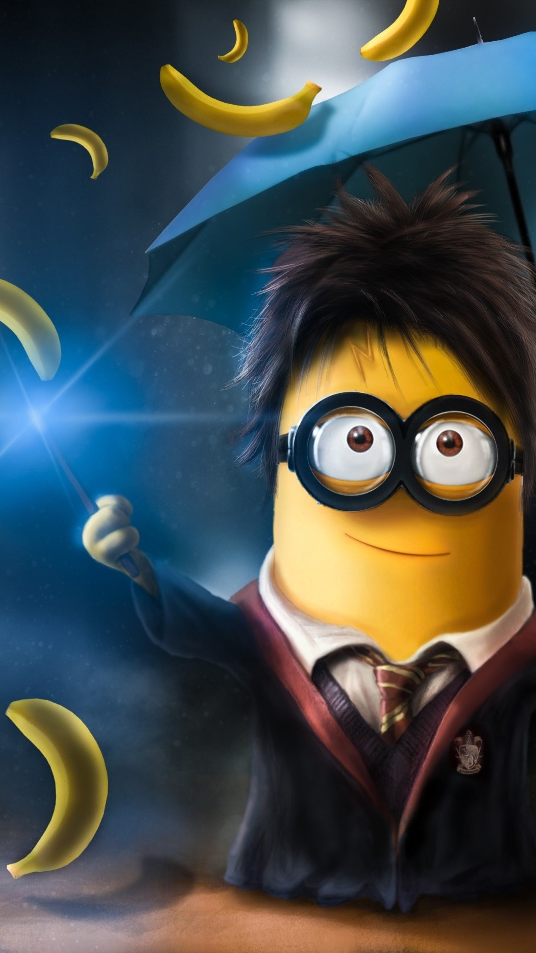 Click here to download Minion Potter Android Wallpaper Resolution  pixel