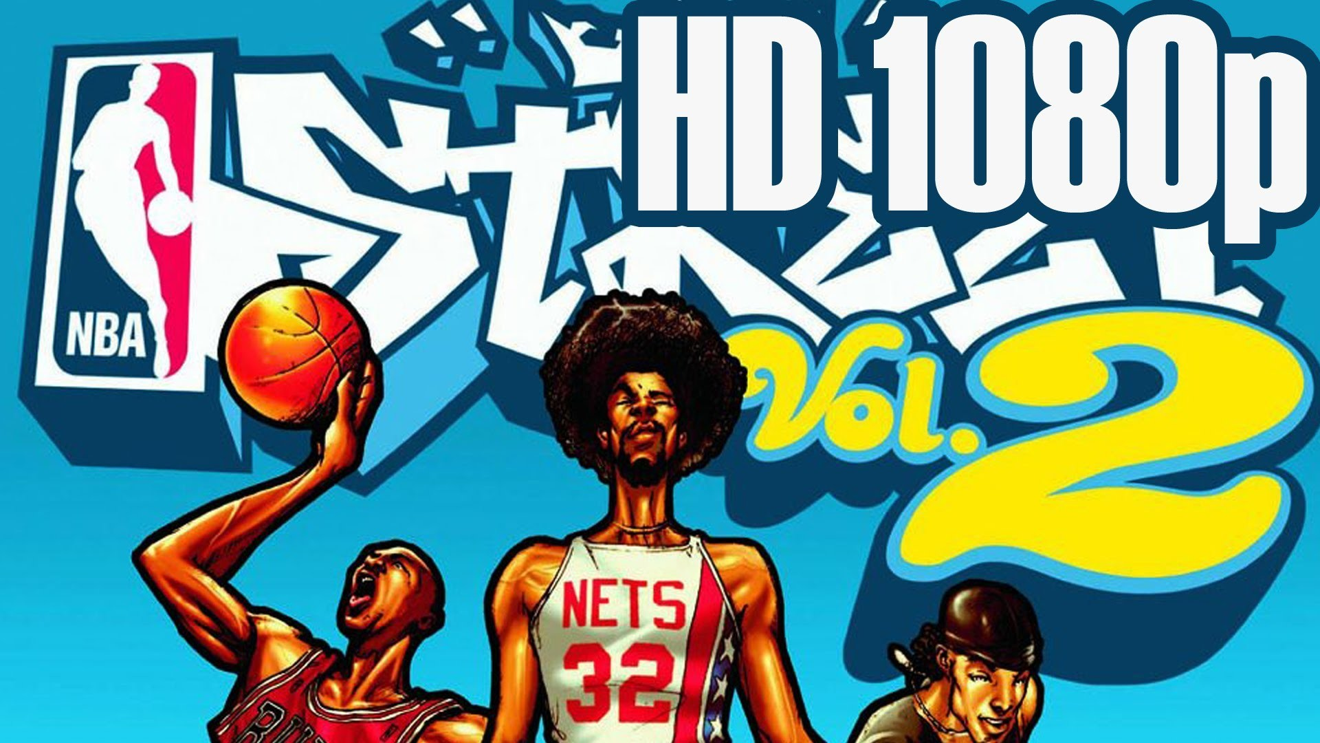 NBA Street Vol.2 in HD Commentary 1080p – YouTube