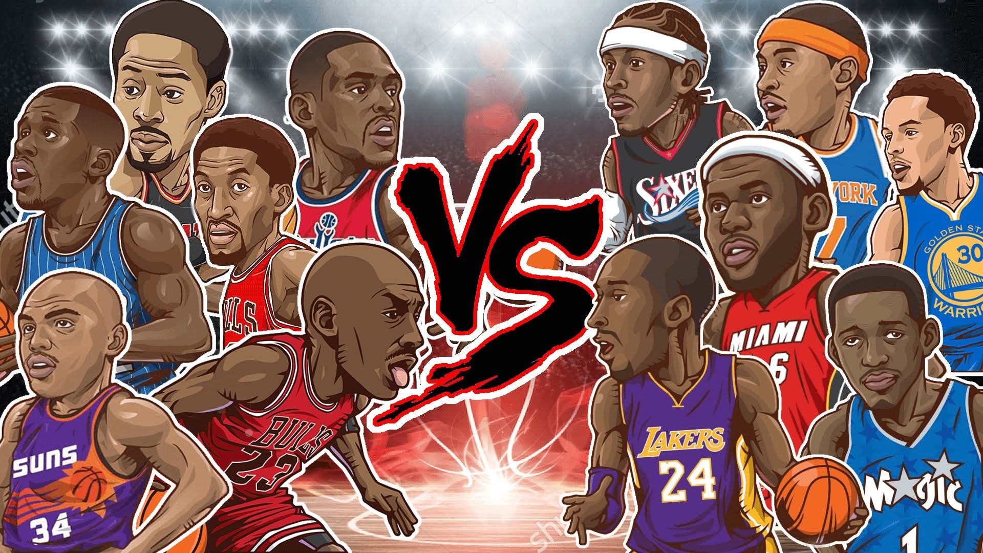 Which is the Best NBA Decade? #BestDecade