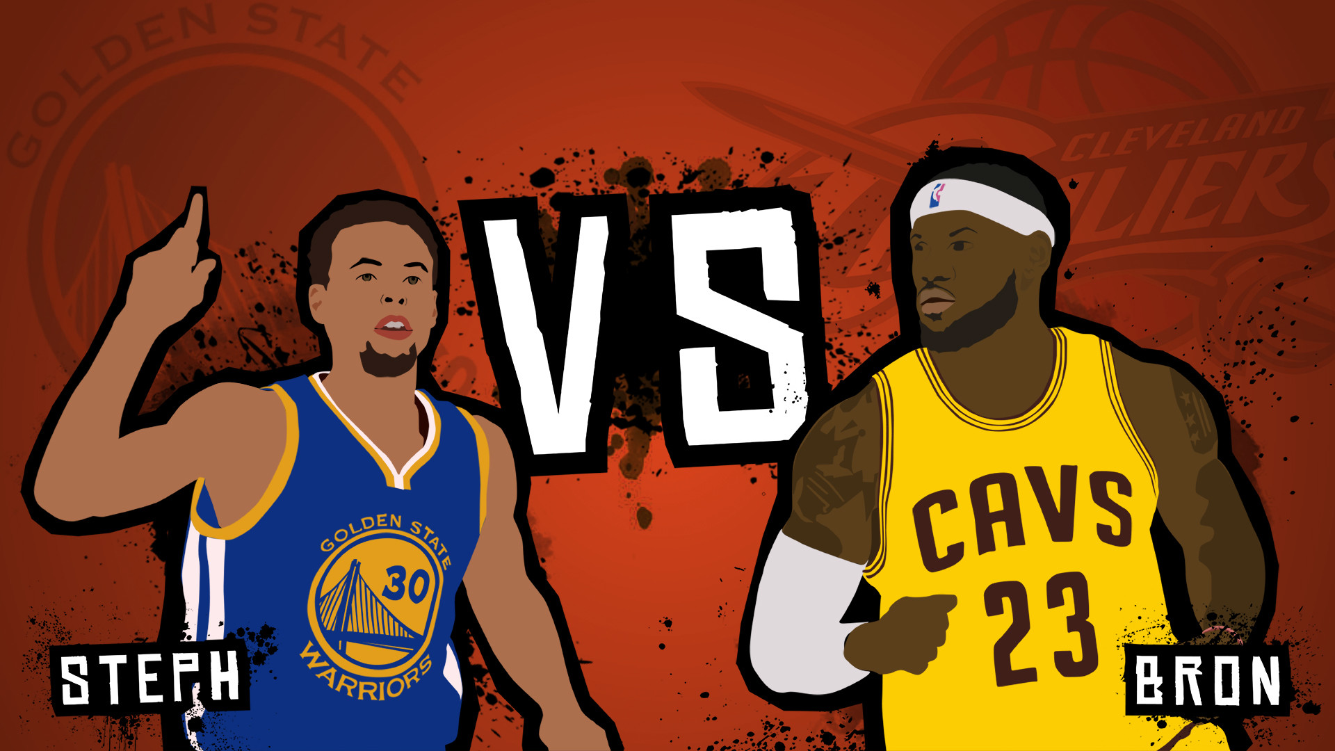 It's the NBA Finals. It's Cleveland vs Golden State. It's LeBron James vs  Stephen Curry. | Hear & Now