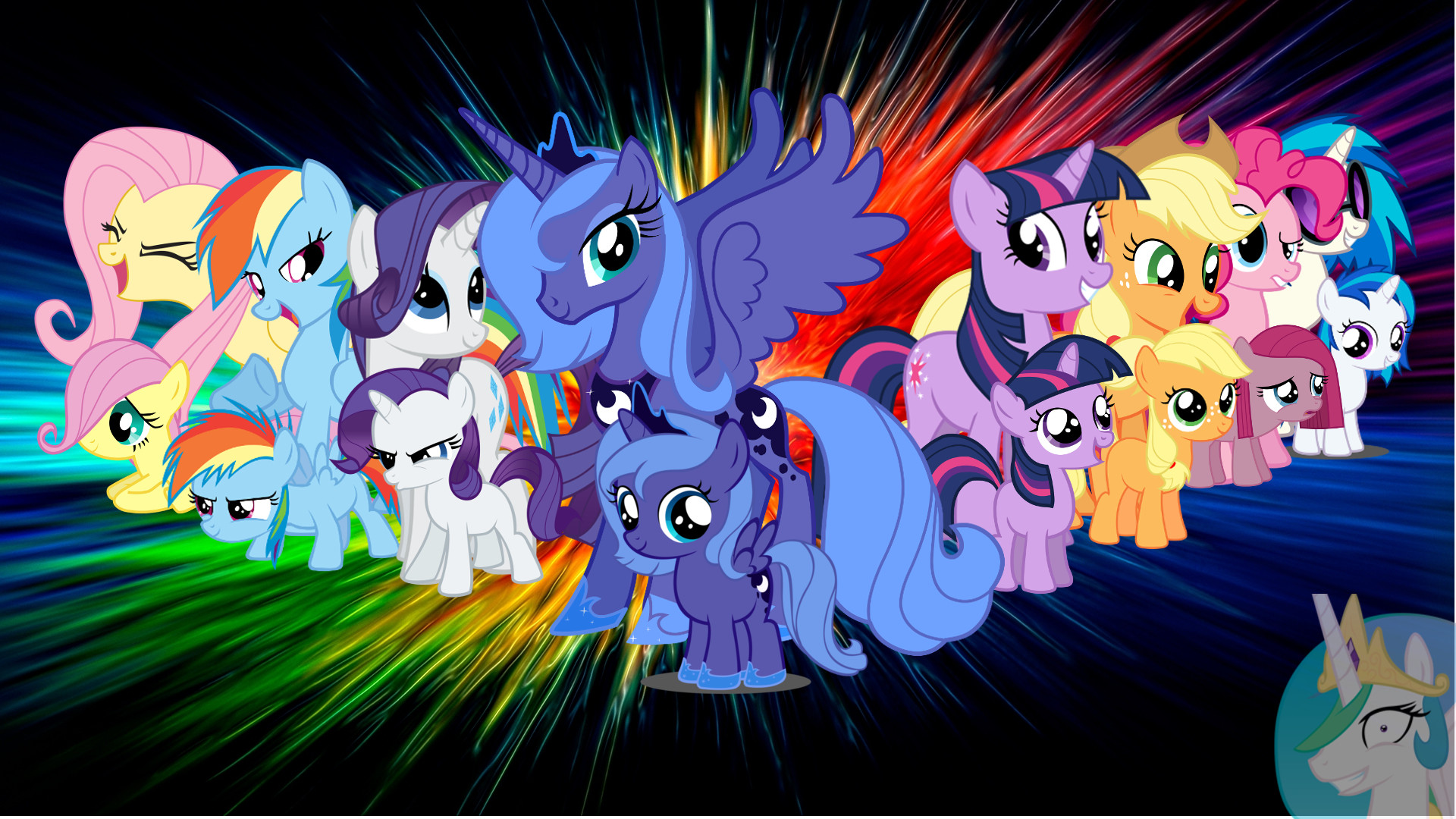 My Little Pony Friendship is Magic My Little Pony Hd Wallpaper